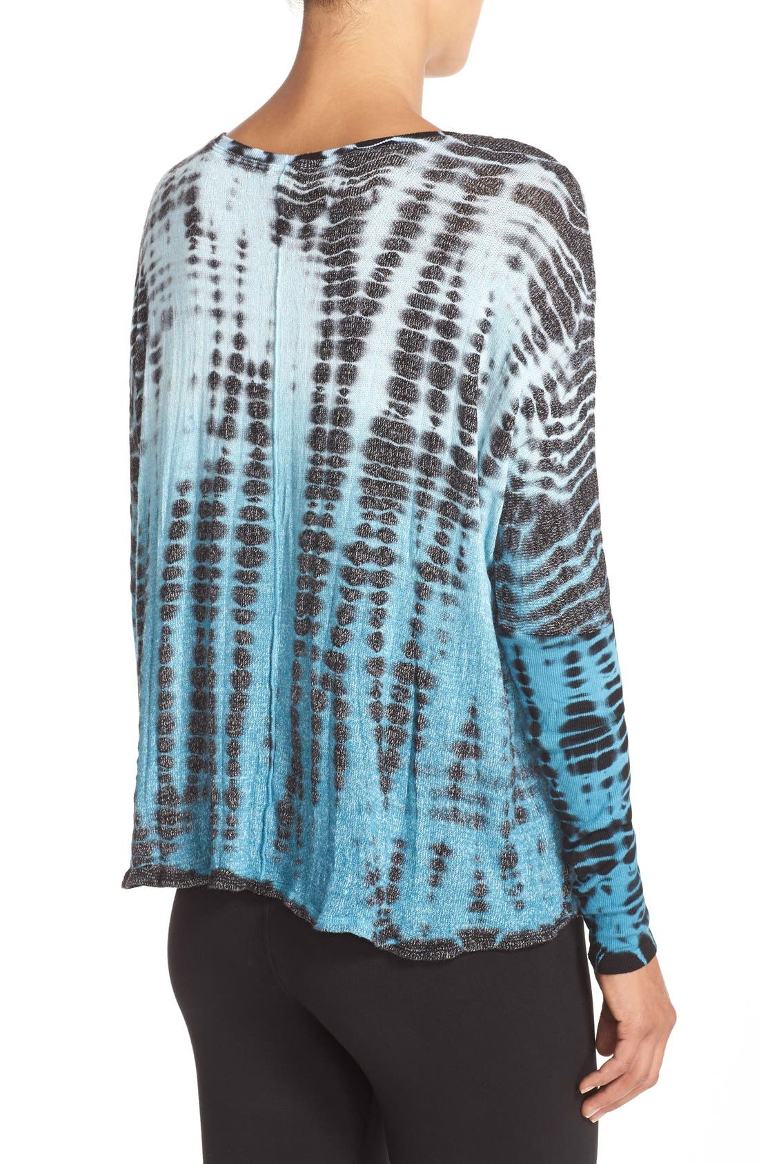 Alternate Image 2  - Hard Tail Long Sleeve Knit Top