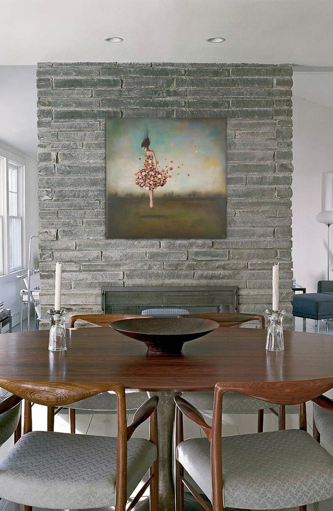 Alternate Image 2  - iCanvas 'Boundlessness' Giclée Print Canvas Art