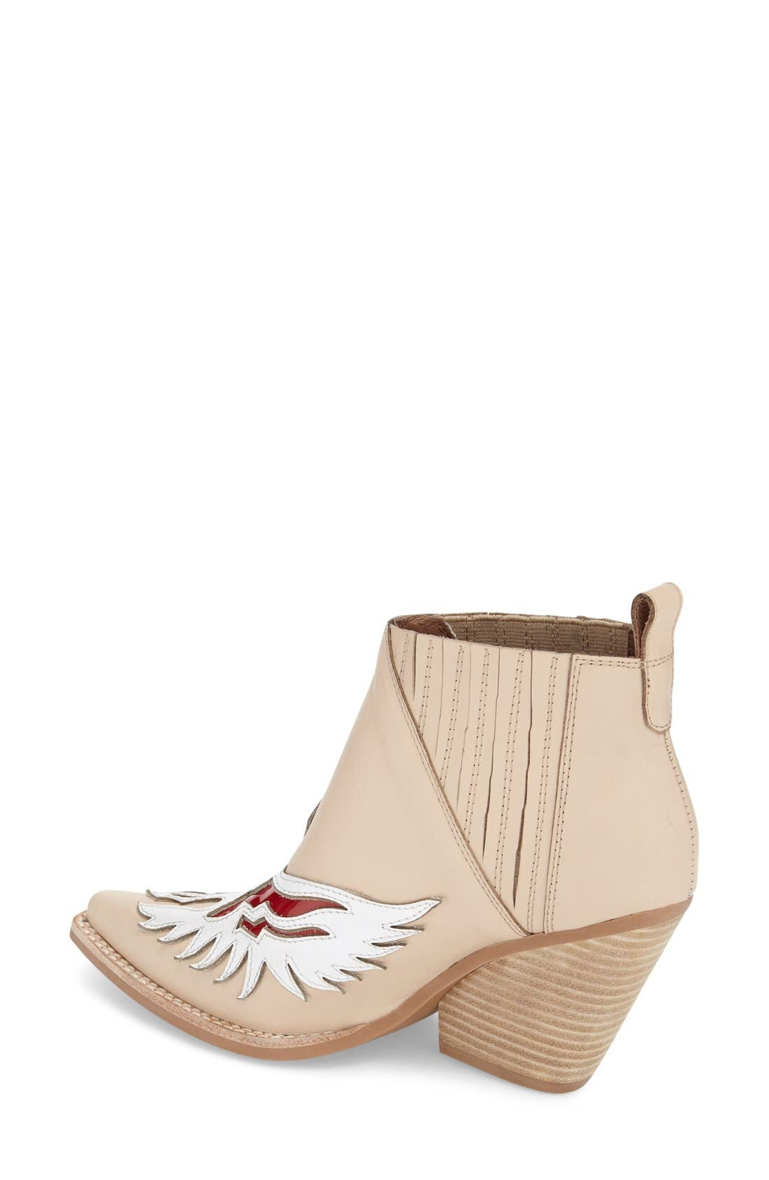 Alternate Image 2  - Jeffrey Campbell 'Fawkes' Bootie (Women)