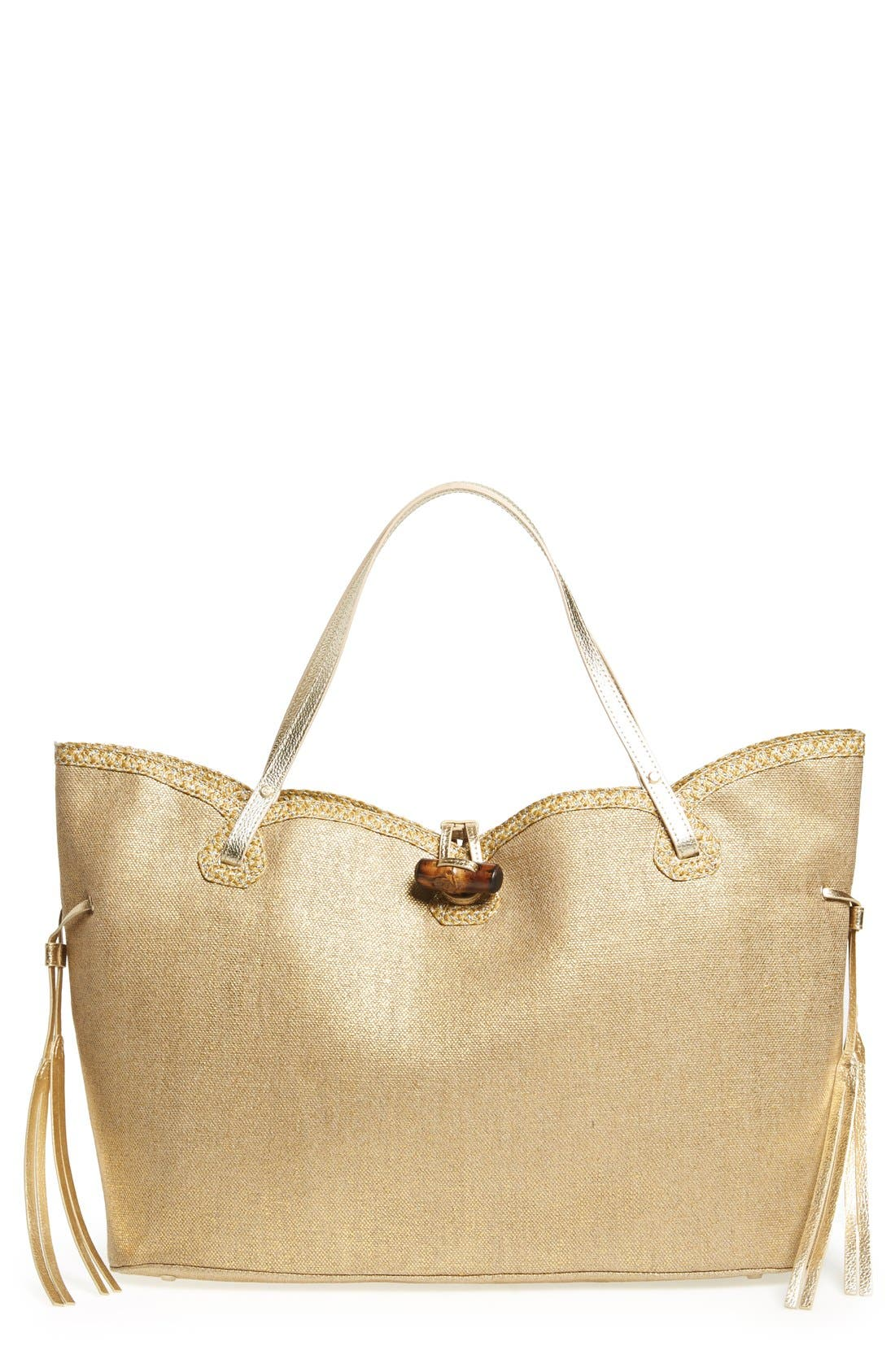 Alternate Image 1 Selected - Eric Javits 'Tuti' Shopper Tote