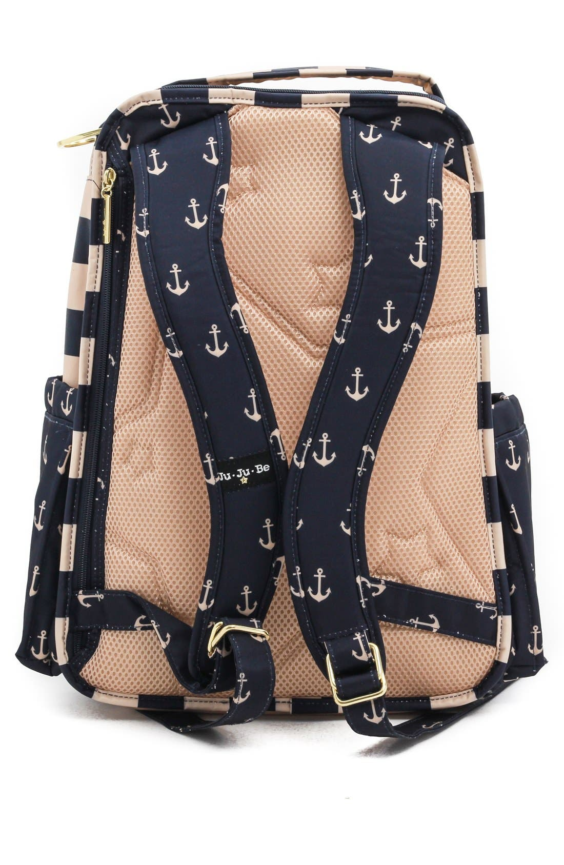 'Legacy - Be Right Back' Diaper Backpack,                             Alternate thumbnail 2, color,                             The Commodore