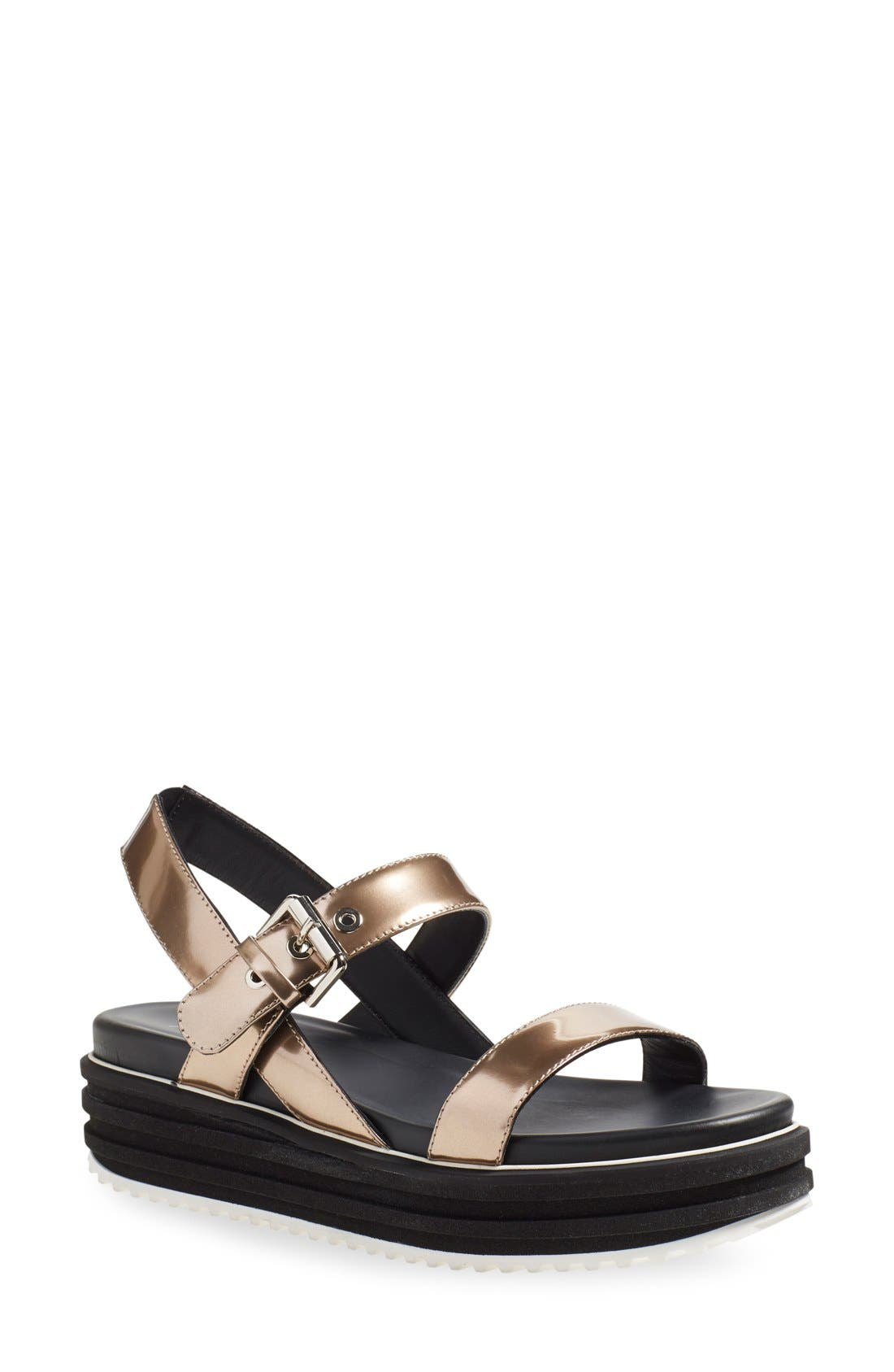 Alternate Image 1 Selected - Aquatalia 'Wanette' Sandal (Women)