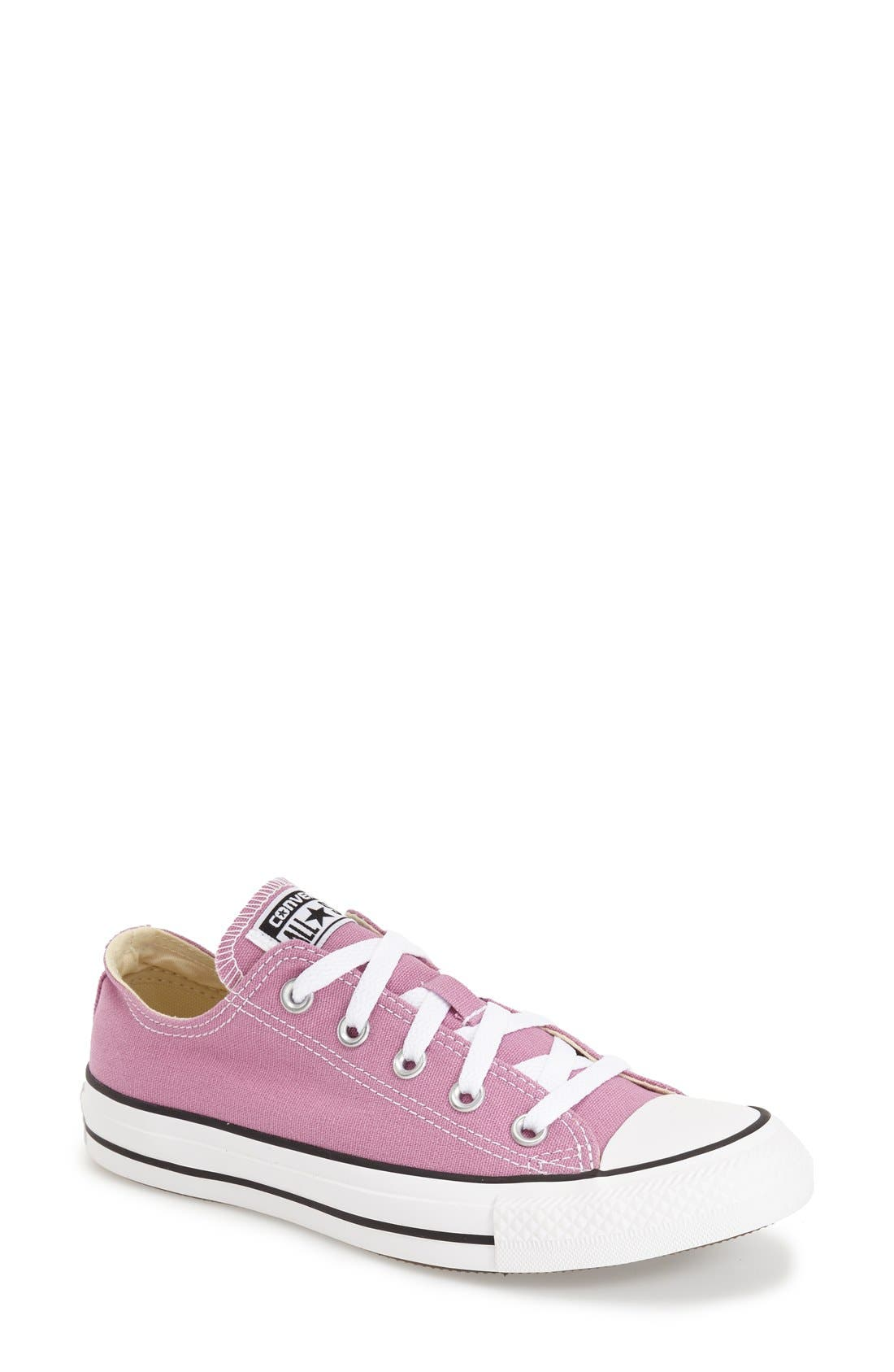 Alternate Image 1 Selected - Converse Chuck Taylor® All Star® 'Ox' Low Top Sneaker (Women)