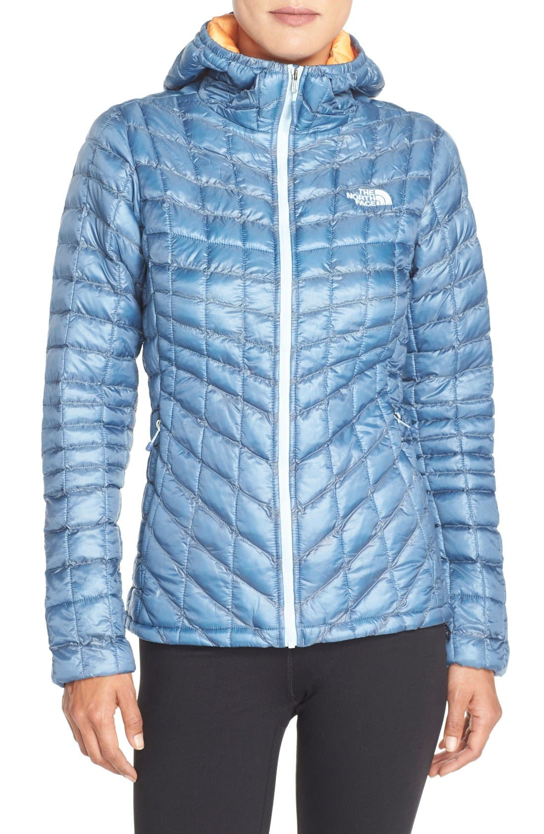 Alternate Image 1 Selected - The North Face ThermoBall™ Zip Hoodie
