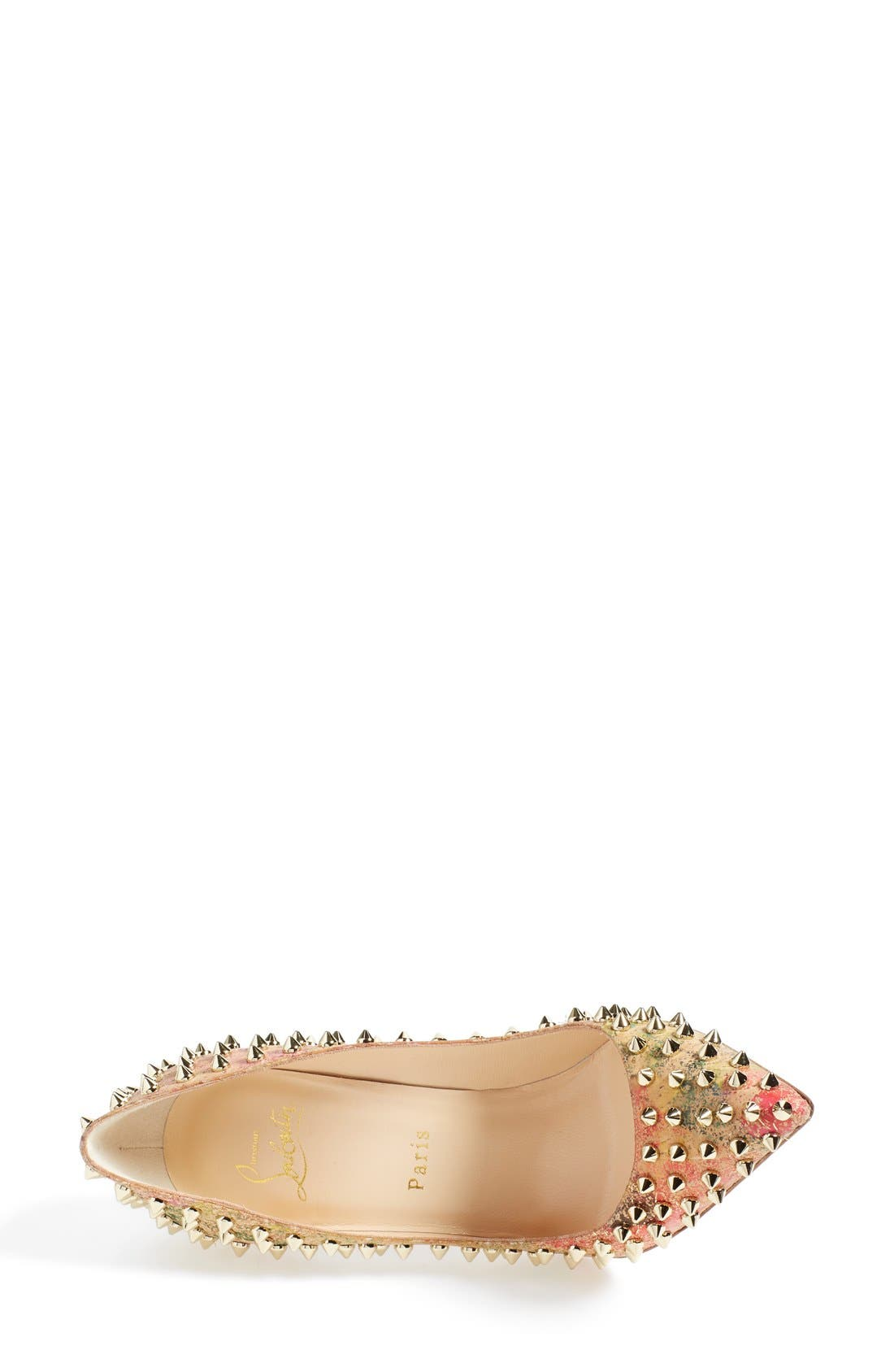 Alternate Image 3  - Christian Louboutin 'Follies' Studded Pump