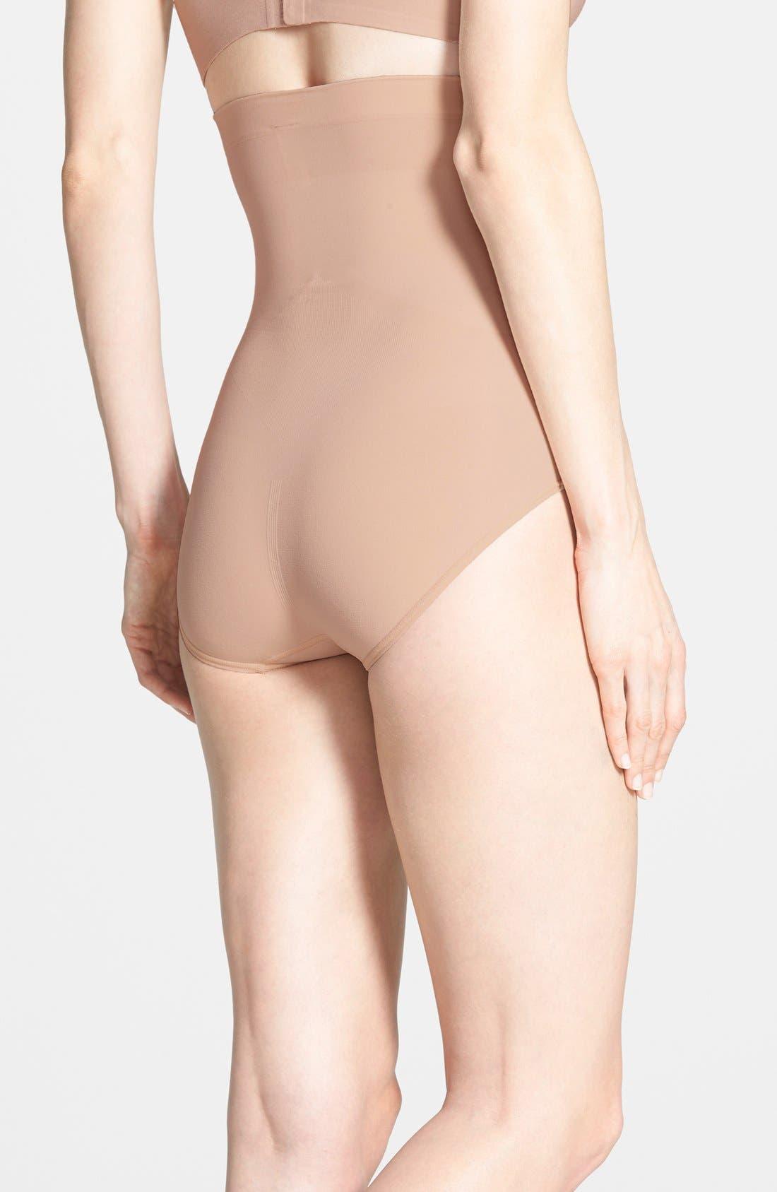 Higher Power Shaper Panties,                             Alternate thumbnail 2, color,                             Soft Nude