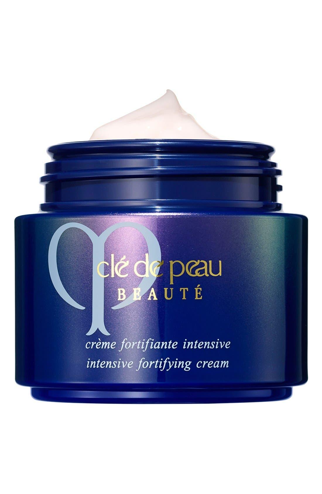 Clé de Peau Beauté Intensive Fortifying Night Cream