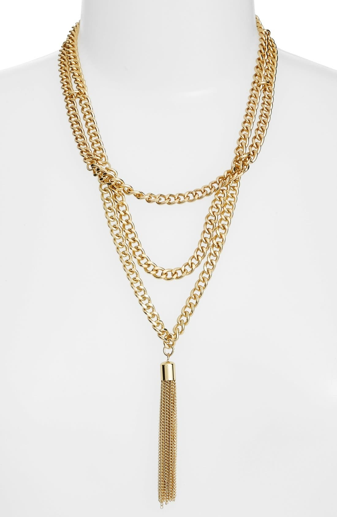 Statement Necklaces For Women Nordstrom Korean Style Blus With Necklace Short Sleeve