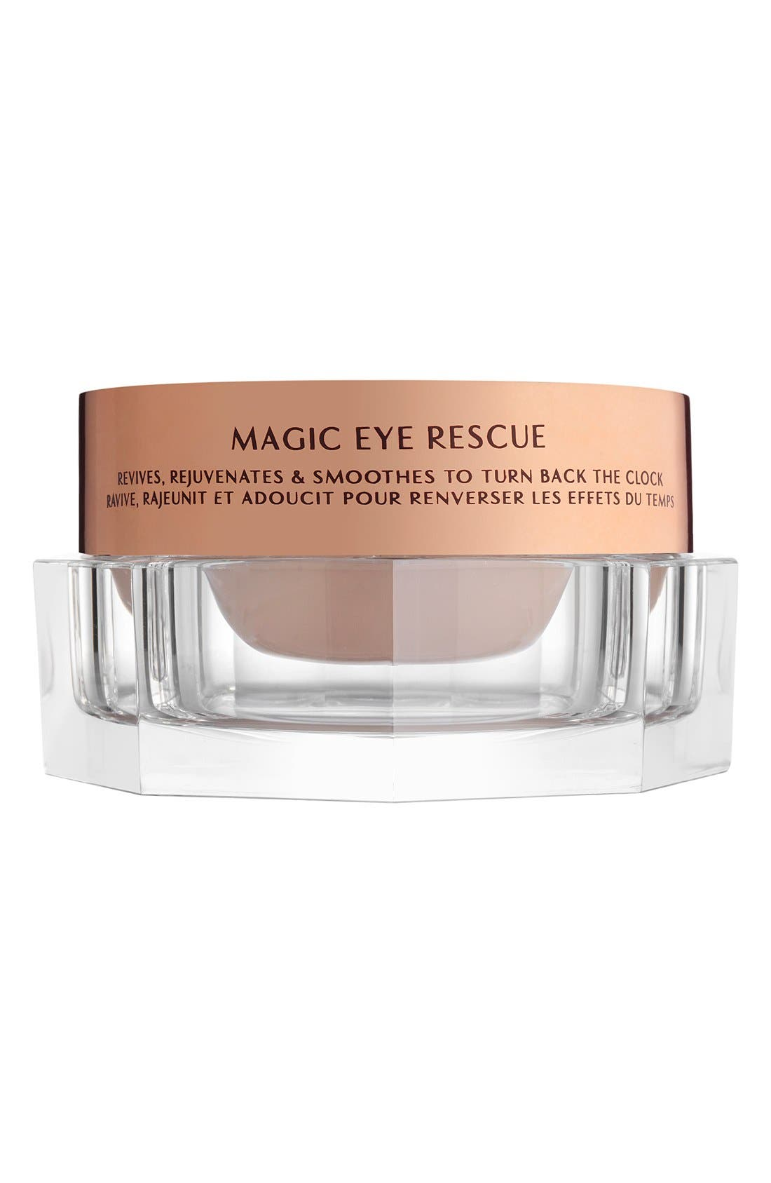 Charlotte Tilbury 'Magic Eye Rescue' Rejuvenates, Smoothes & Repairs