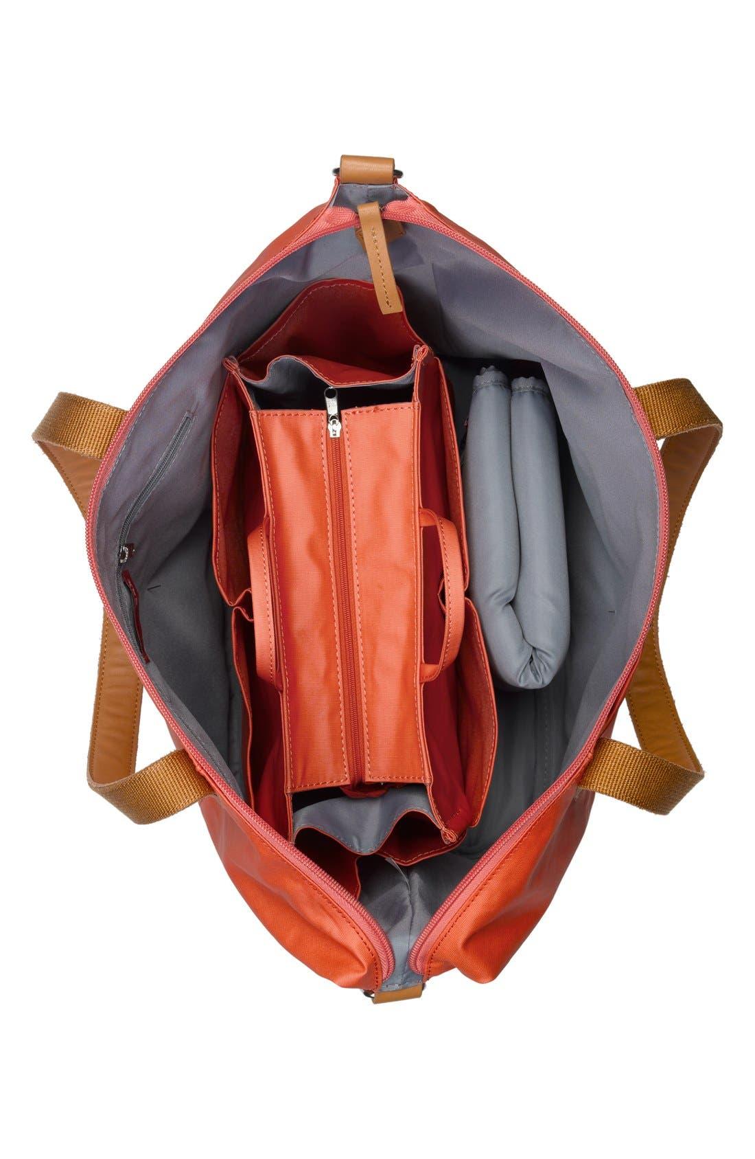 Alternate Image 3  - Storksak 'Noa' Diaper Bag