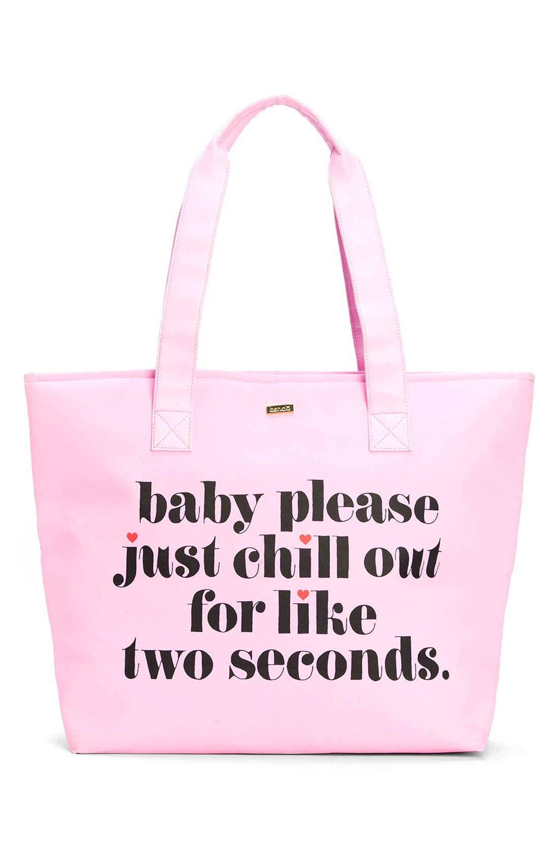 Main Image - ban.do 'Chill Out' Cooler Tote