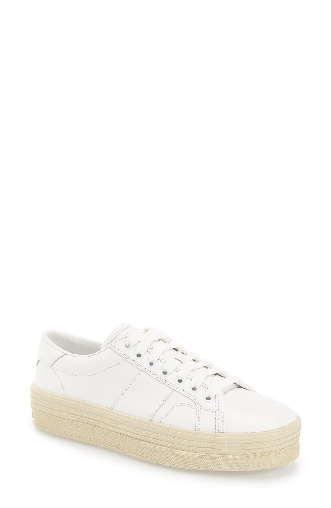 Alternate Image 1 Selected - Saint Laurent Double Sole Sneaker (Women)