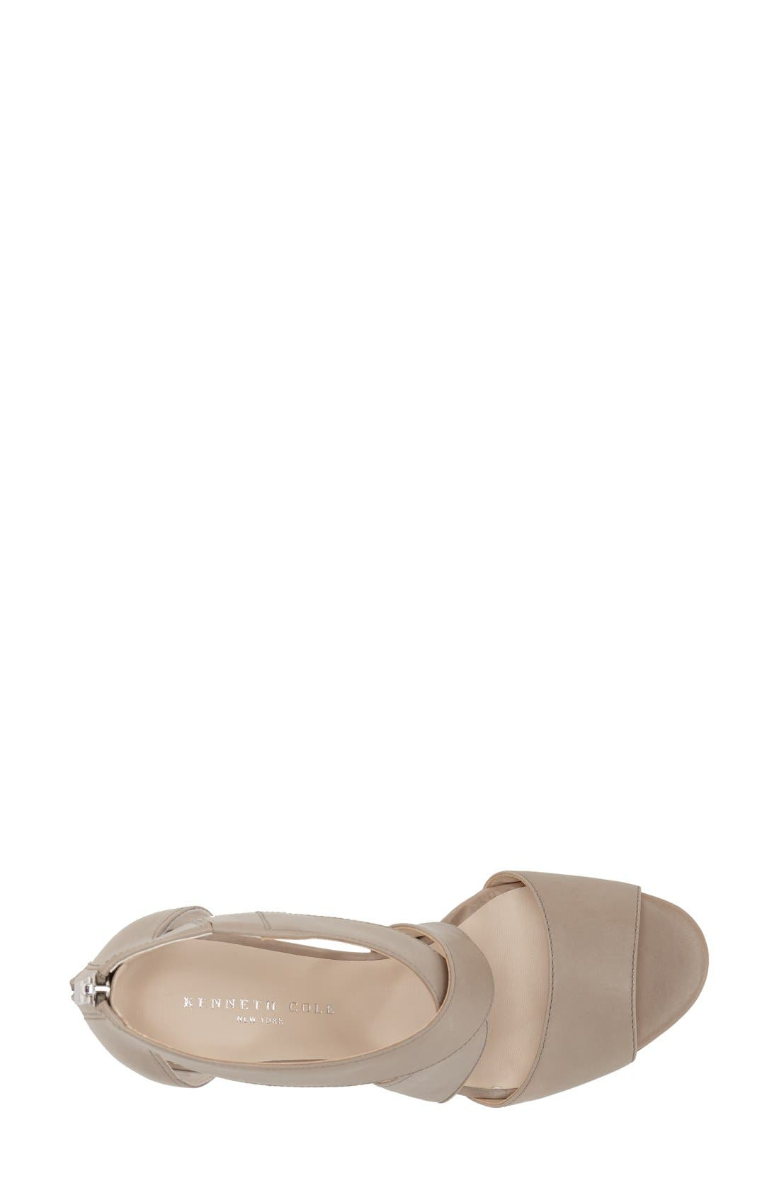 Alternate Image 3  - Kenneth Cole New York 'Drina' Wedge Sandal (Women)