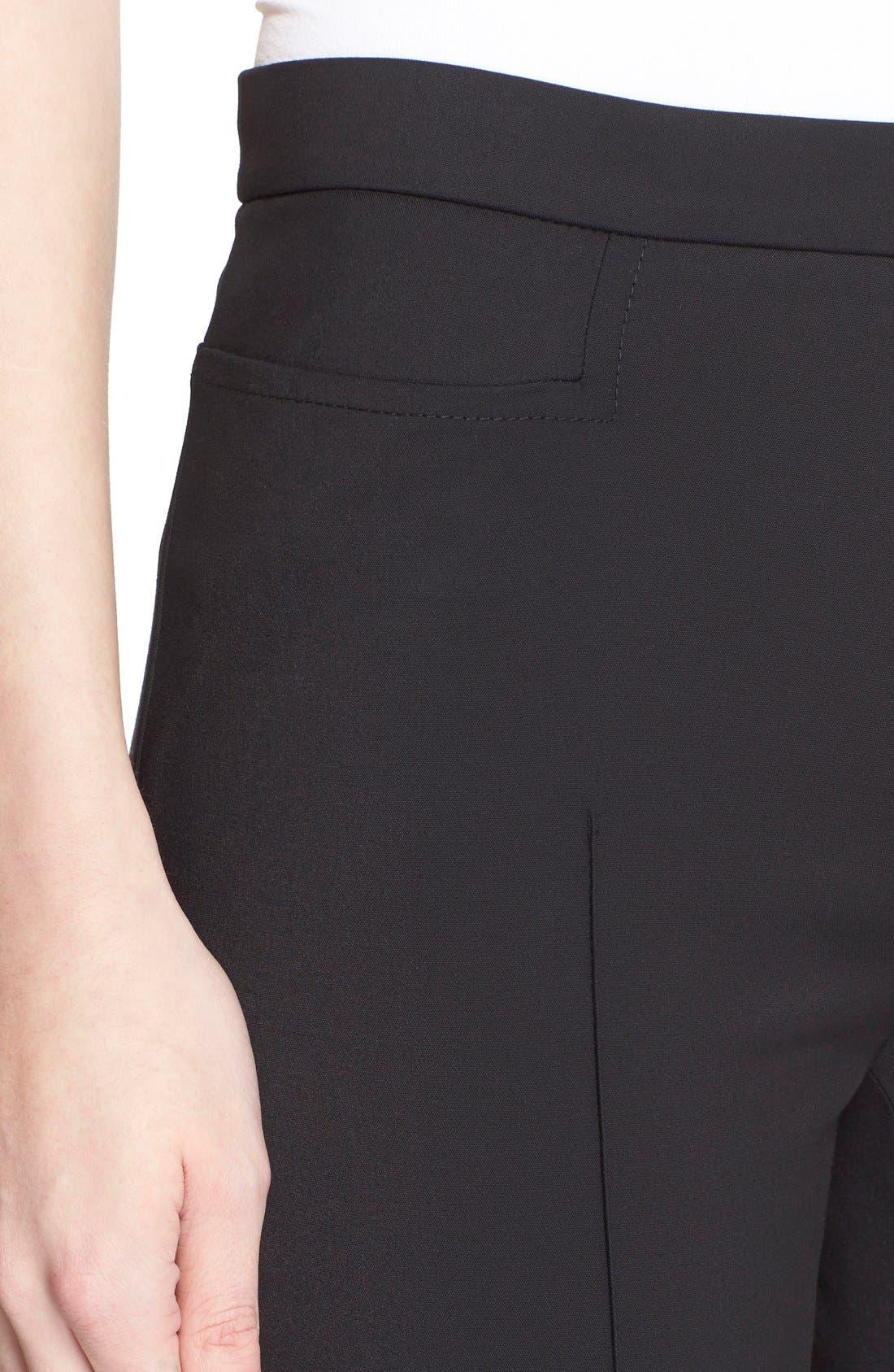 Alternate Image 6  - Akris punto 'Franca' Techno Cotton Pants