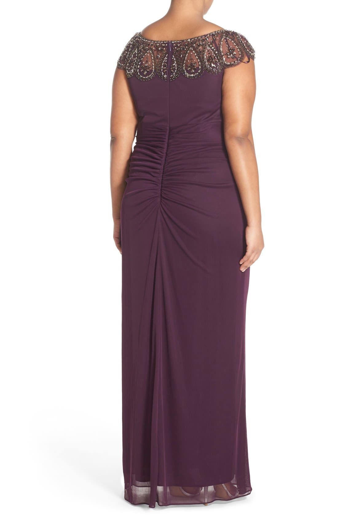 Women\'s Xscape Purple Formal Dresses   Nordstrom