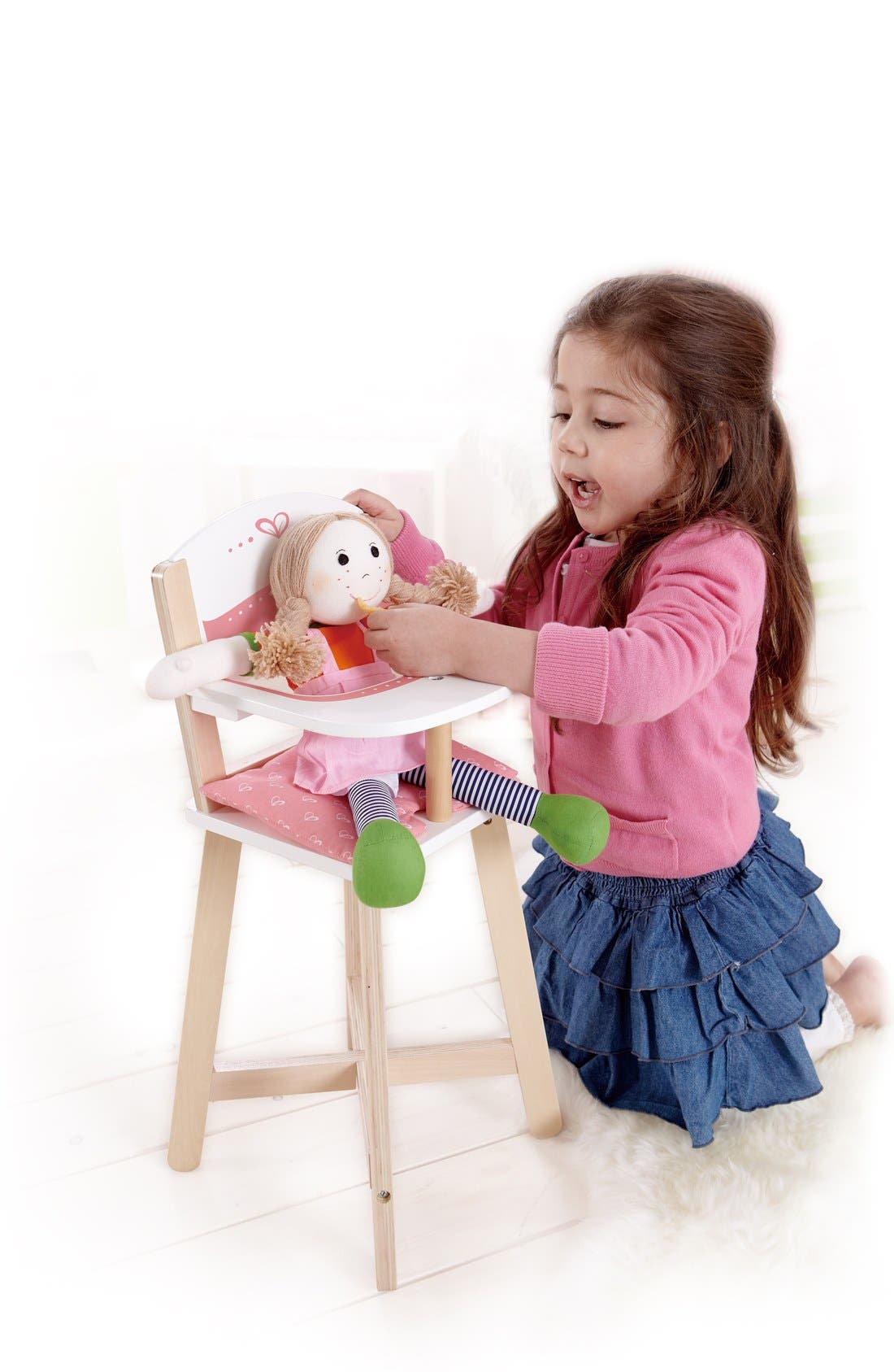 Alternate Image 2  - Hape Play Highchair