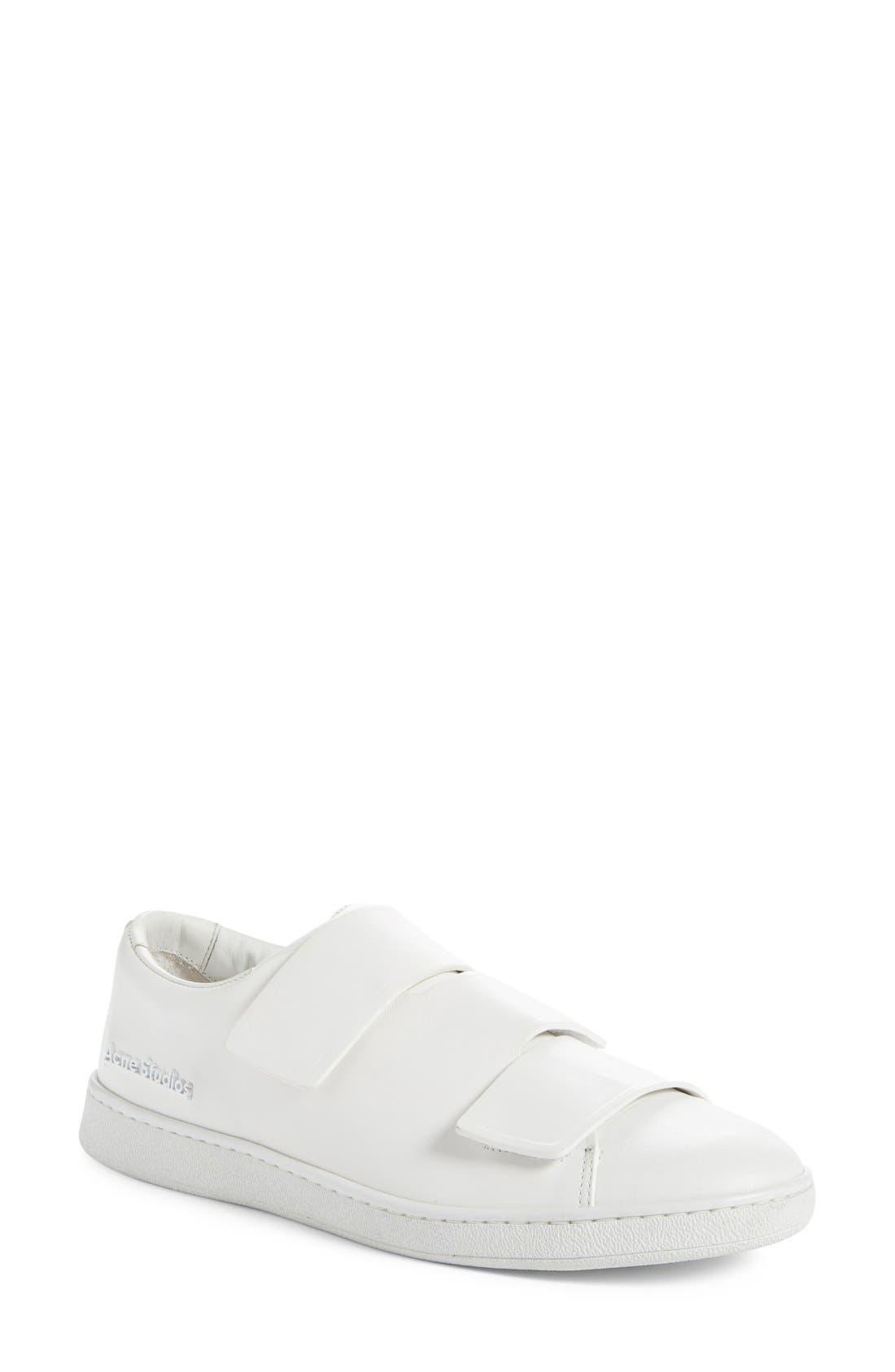 Alternate Image 1 Selected - Acne Studios Triple Strap Sneaker (Women)
