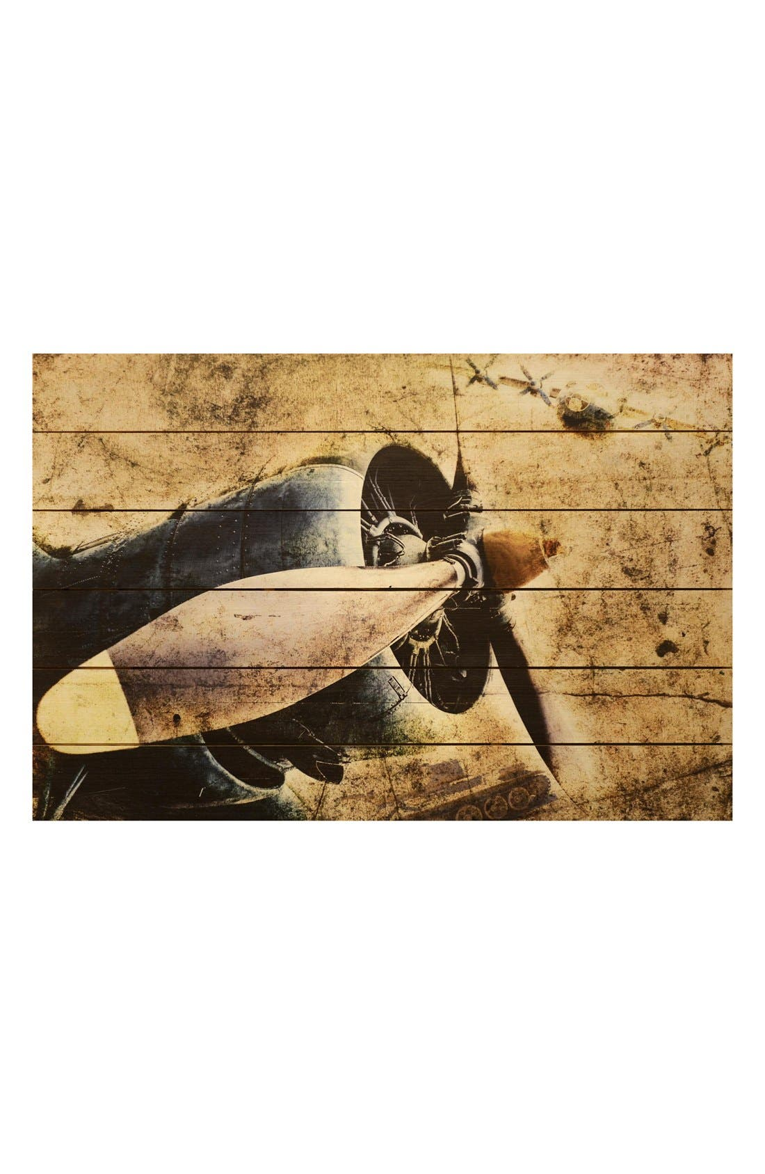 'Corsair' Wall Art,                         Main,                         color, Brown
