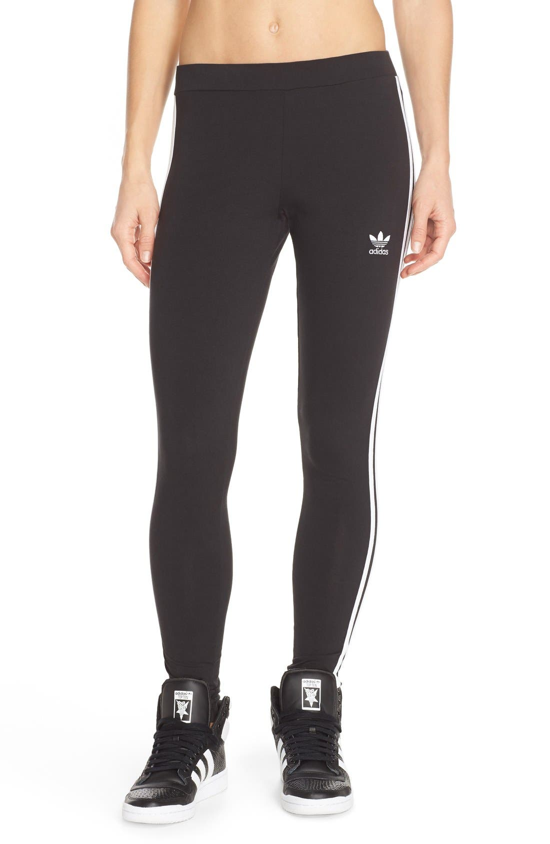 Main Image - adidas Originals Logo Leggings
