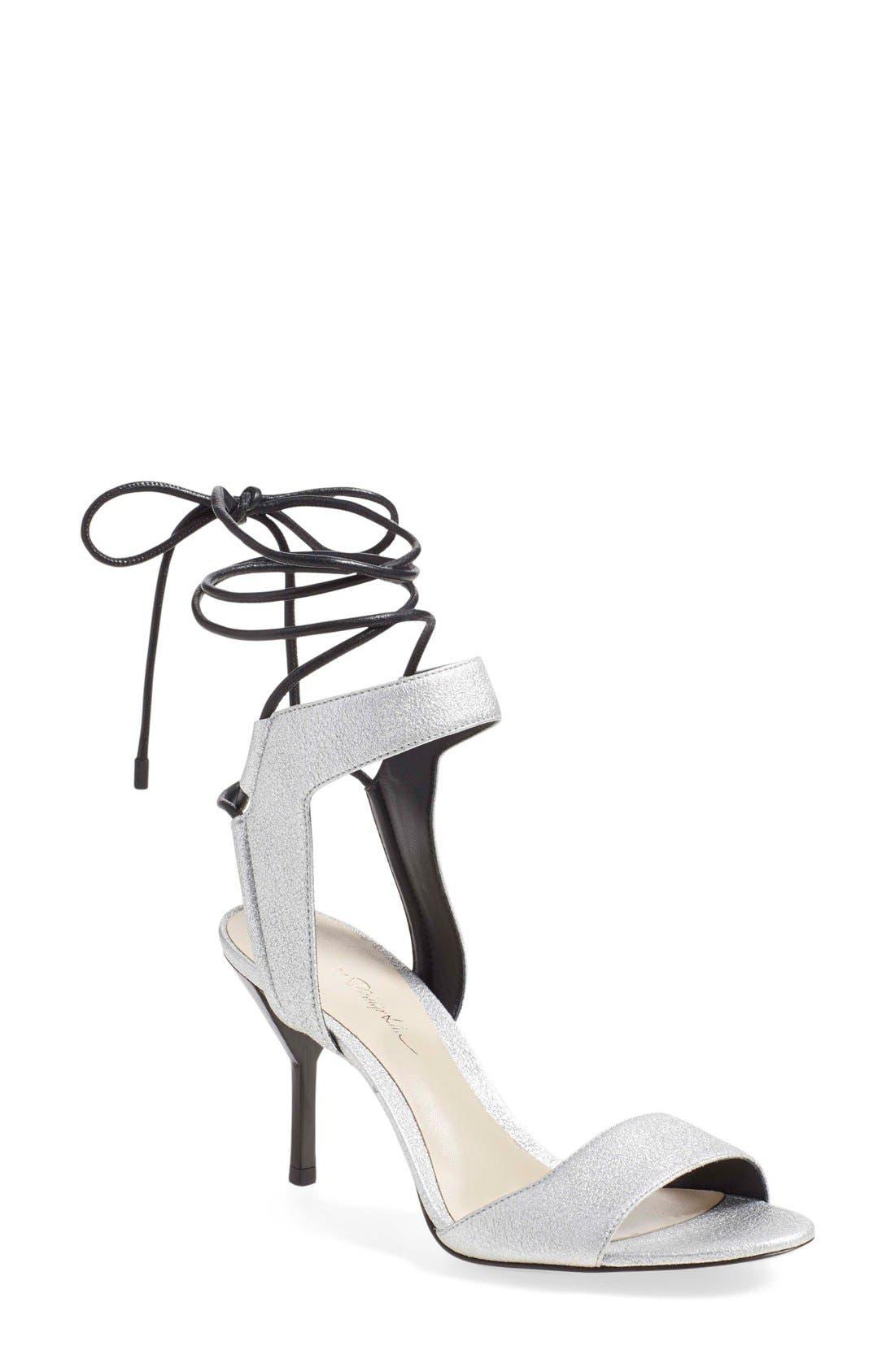 Main Image - 3.1 Phillip Lim 'Martini' Wraparound Ankle Strap Sandal (Women)