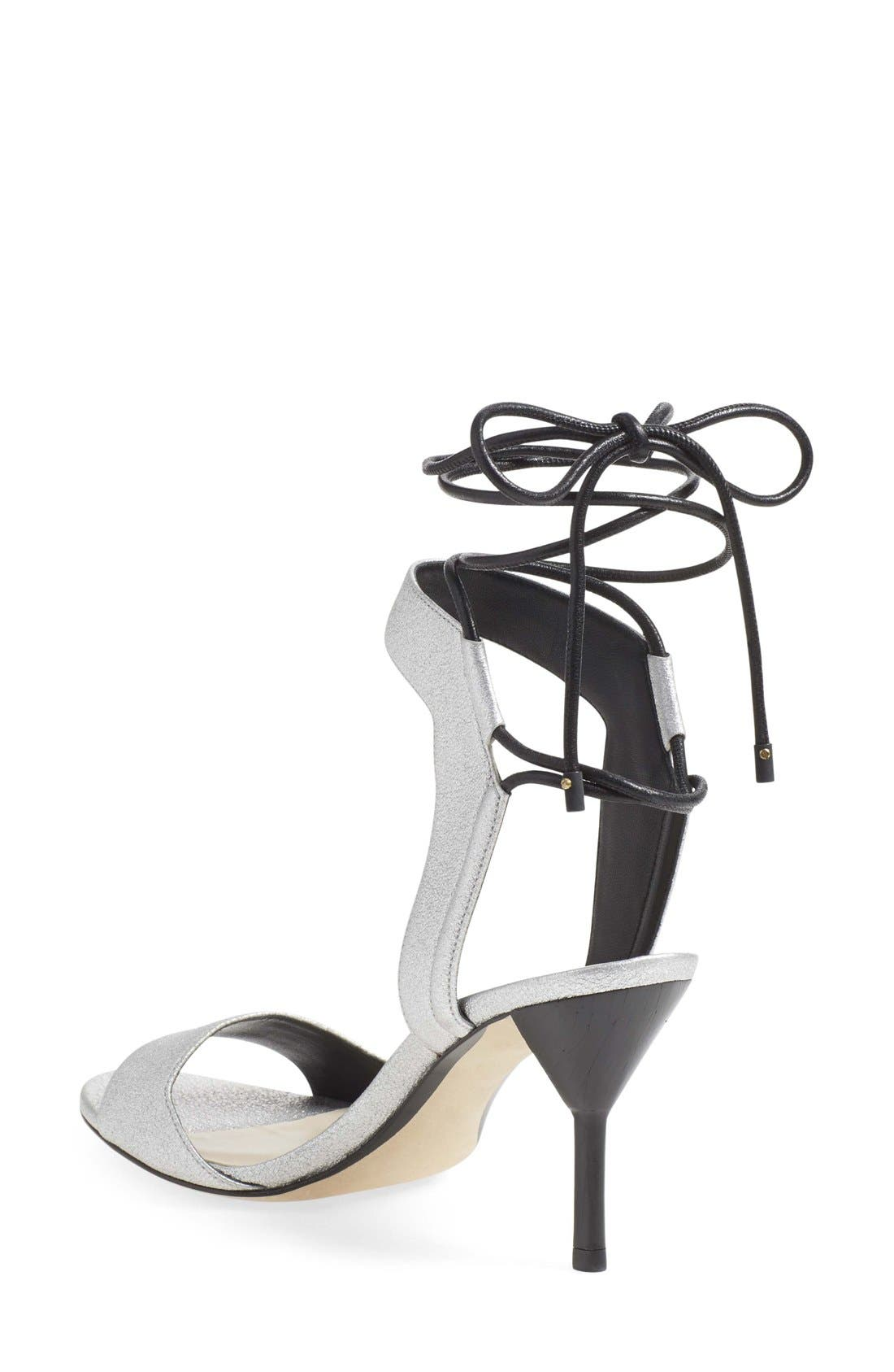 Alternate Image 2  - 3.1 Phillip Lim 'Martini' Wraparound Ankle Strap Sandal (Women)
