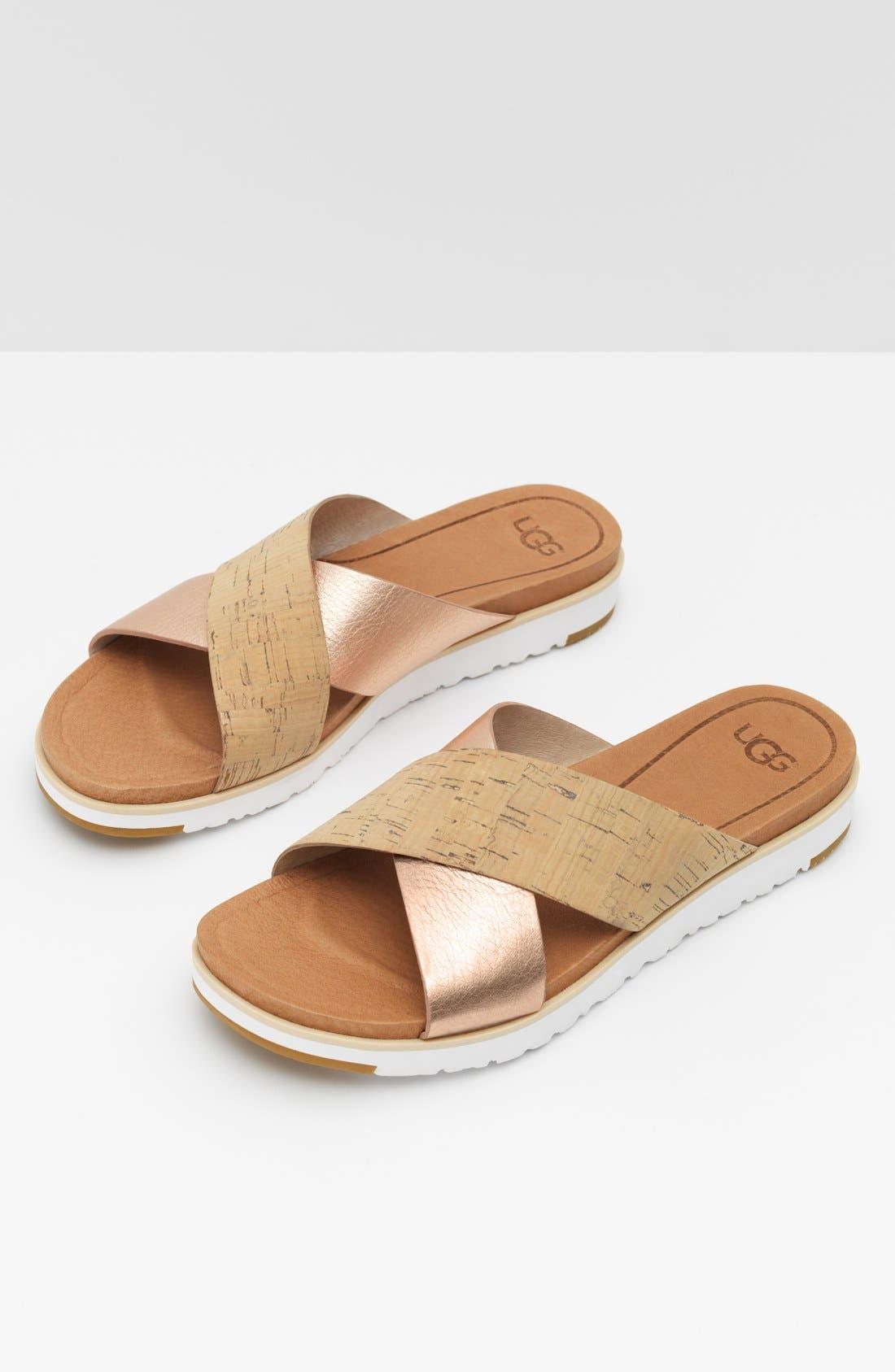 Alternate Image 8  - UGG® 'Kari' Sandal (Women)