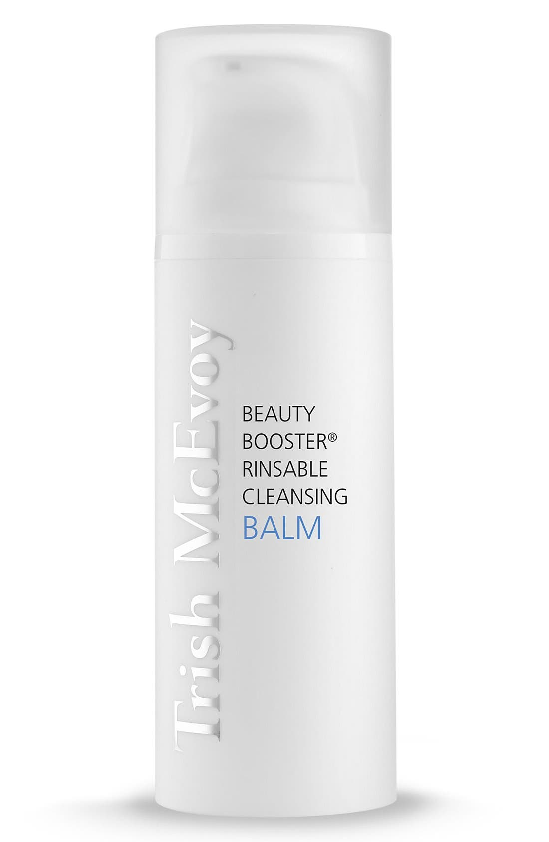 Trish McEvoy Beauty Booster® Rinsable Cleansing Balm