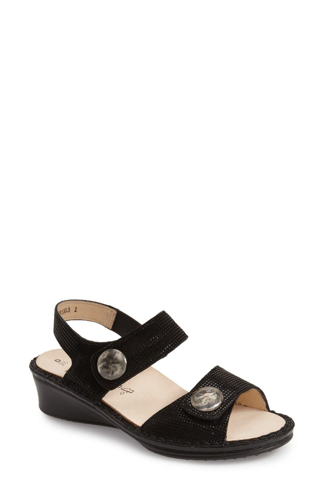 Alternate Image 1 Selected - Finn Comfort 'Alanya' Sandal (Women)