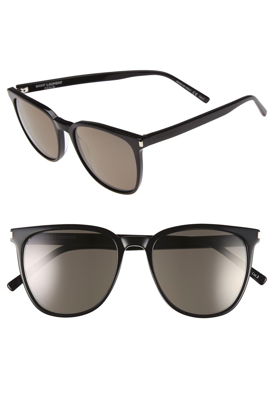 Main Image - Saint Laurent 54mm Sunglasses