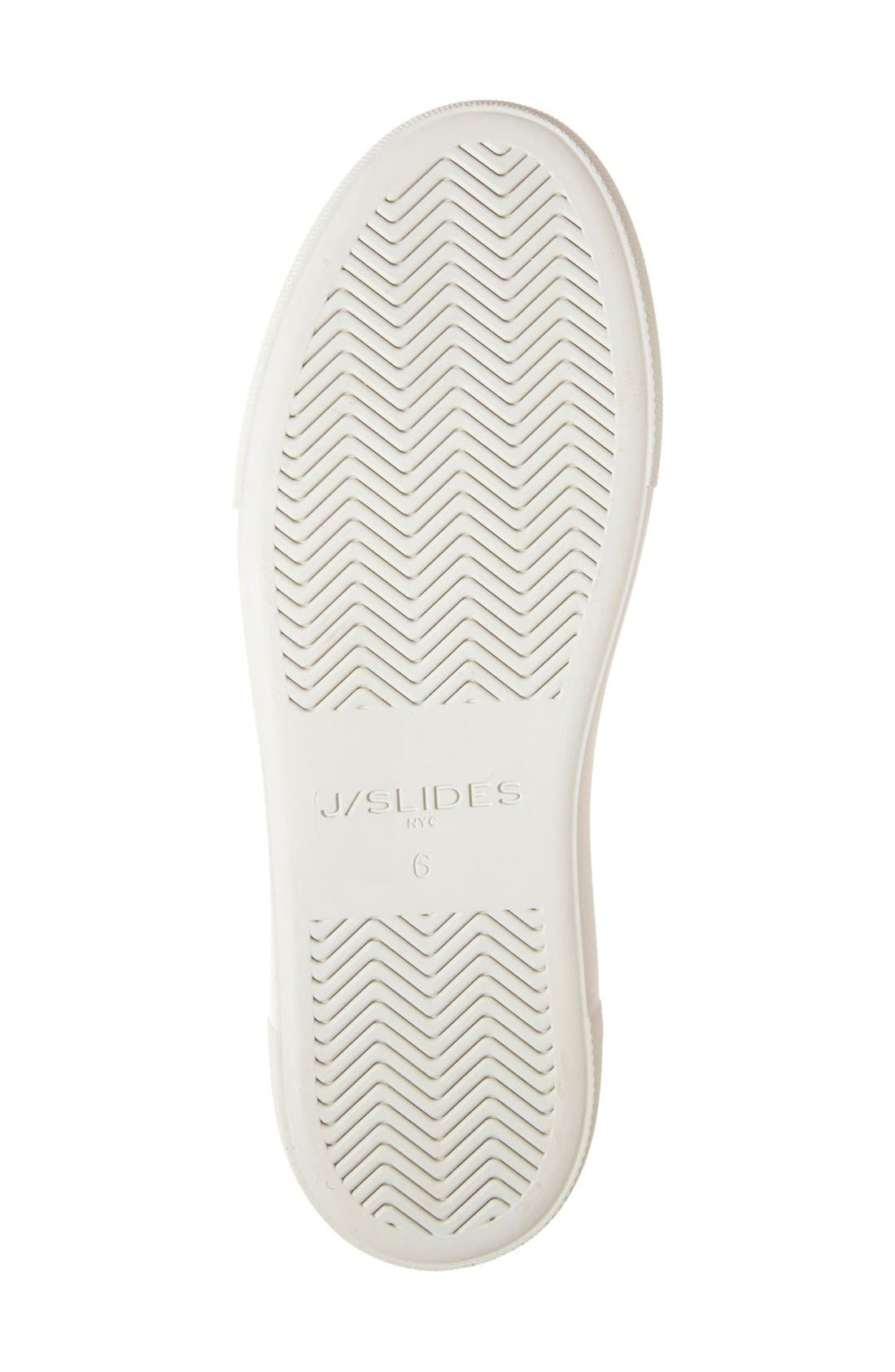 Alternate Image 4  - JSlides 'Ariana' Platform Sneaker (Women)