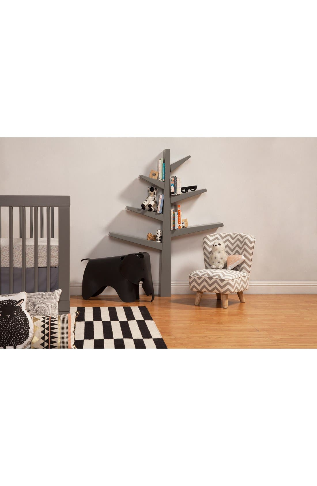 'Spruce Tree' Bookcase,                             Alternate thumbnail 3, color,                             Grey
