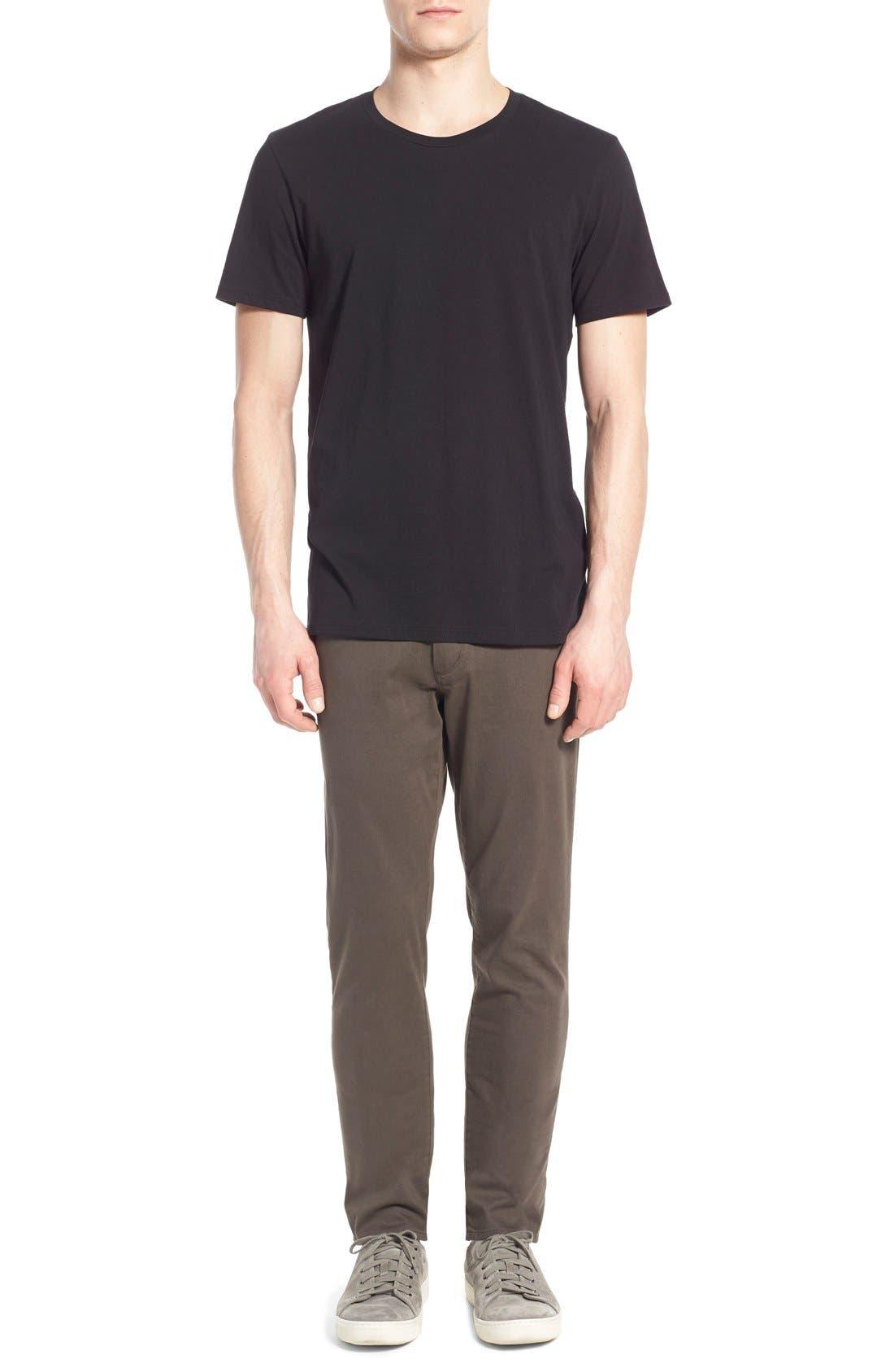 Alternate Image 6  - Vince Crewneck T-Shirt