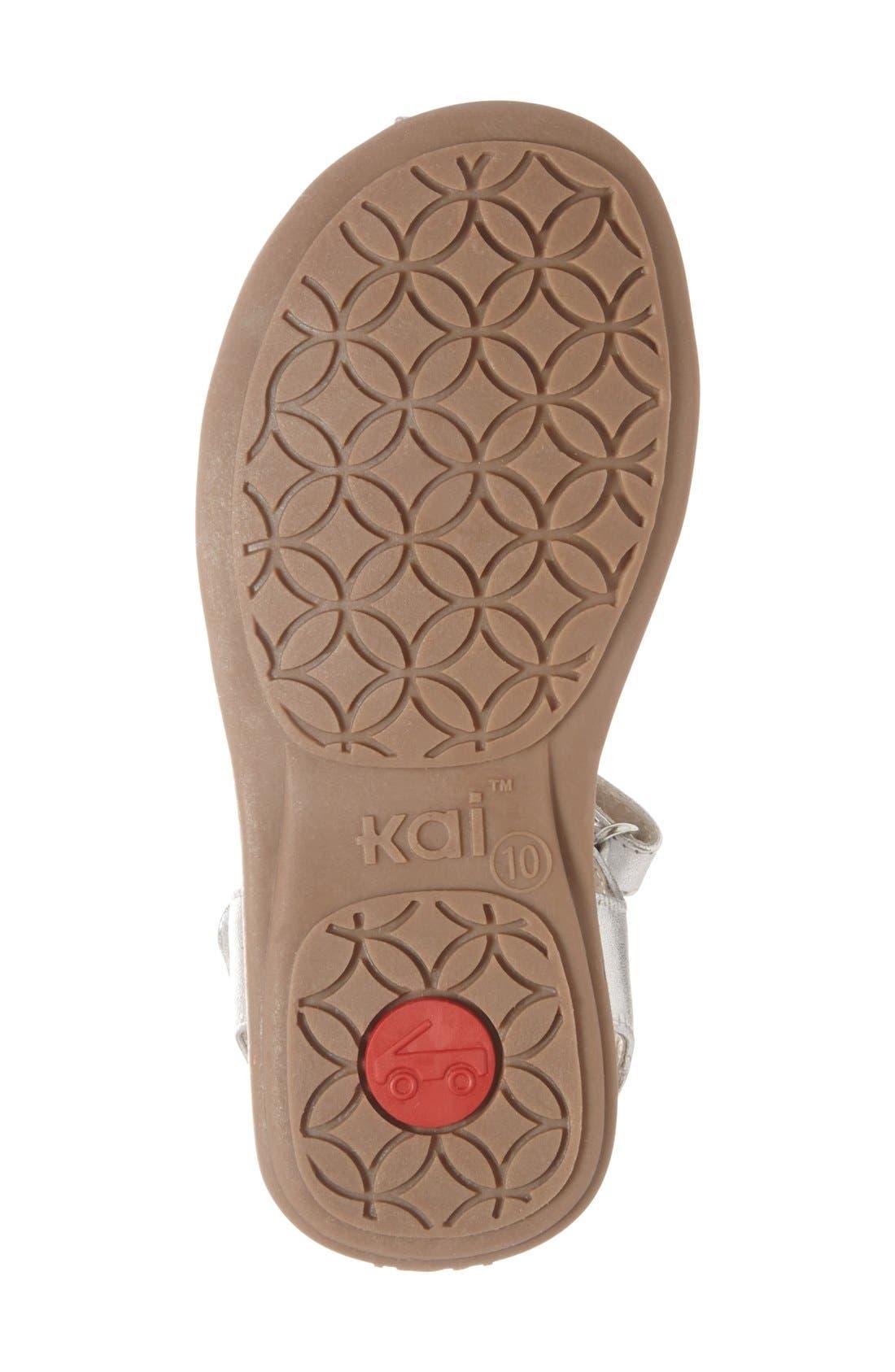 Alternate Image 4  - See Kai Run 'Camila' Sandal (Toddler & Little Kid)