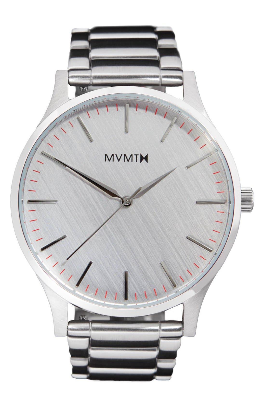 Main Image - MVMT Bracelet Watch, 40mm