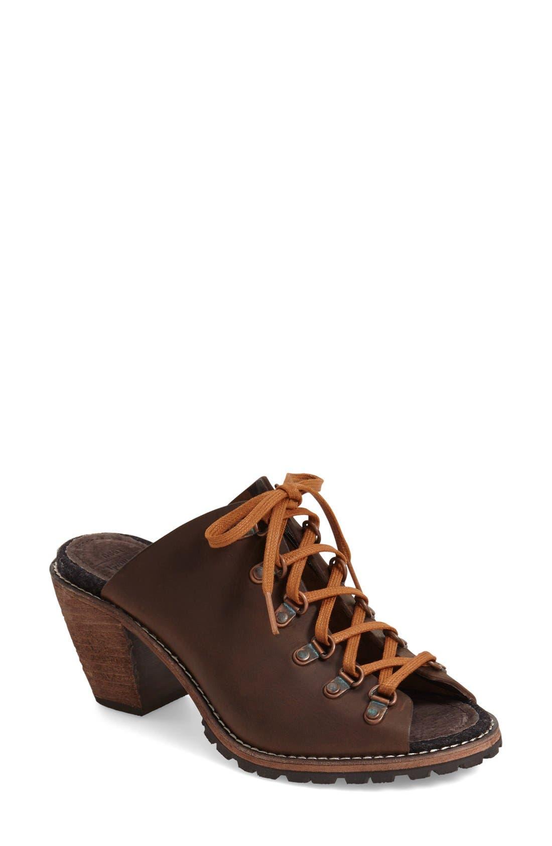 Woolrich 'Rockies' Mule Sandal (Women)