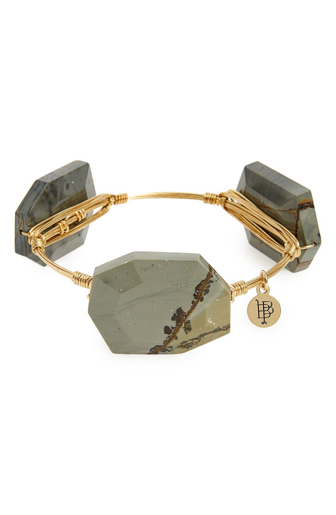 Alternate Image 2  - Bourbon and Boweties Stone Bracelet