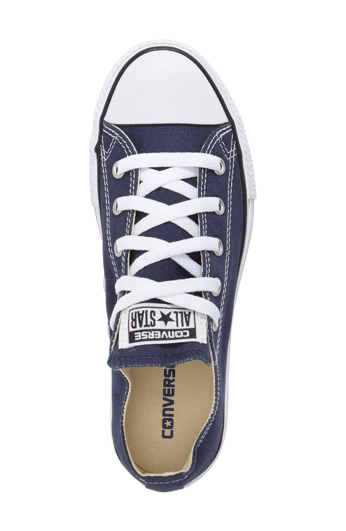 Alternate Image 7  - Converse Chuck Taylor® Sneaker (Toddler, Little Kid & Big Kid)