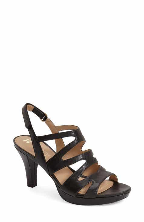edb17332b79b Naturalizer  Pressley  Slingback Platform Sandal (Women)