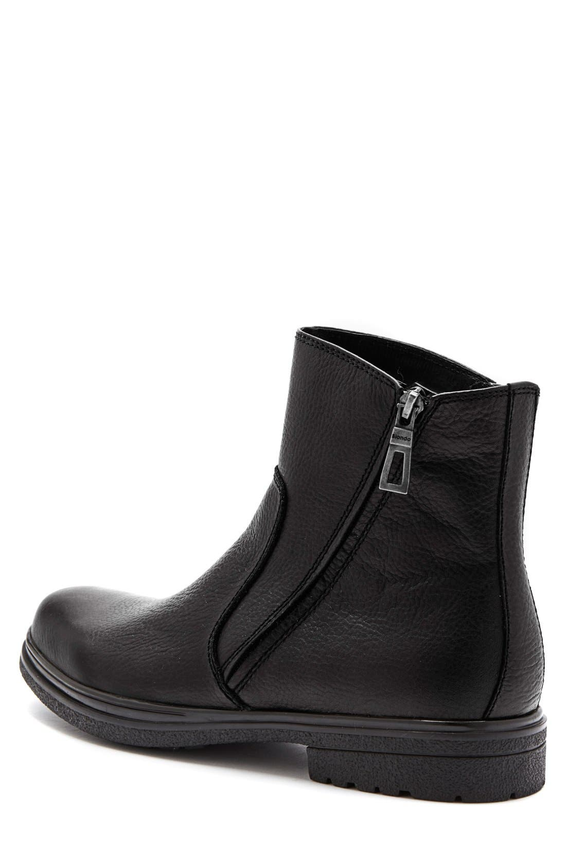 Alternate Image 2  - Blondo 'Brawn' Waterproof Zip Boot (Men)