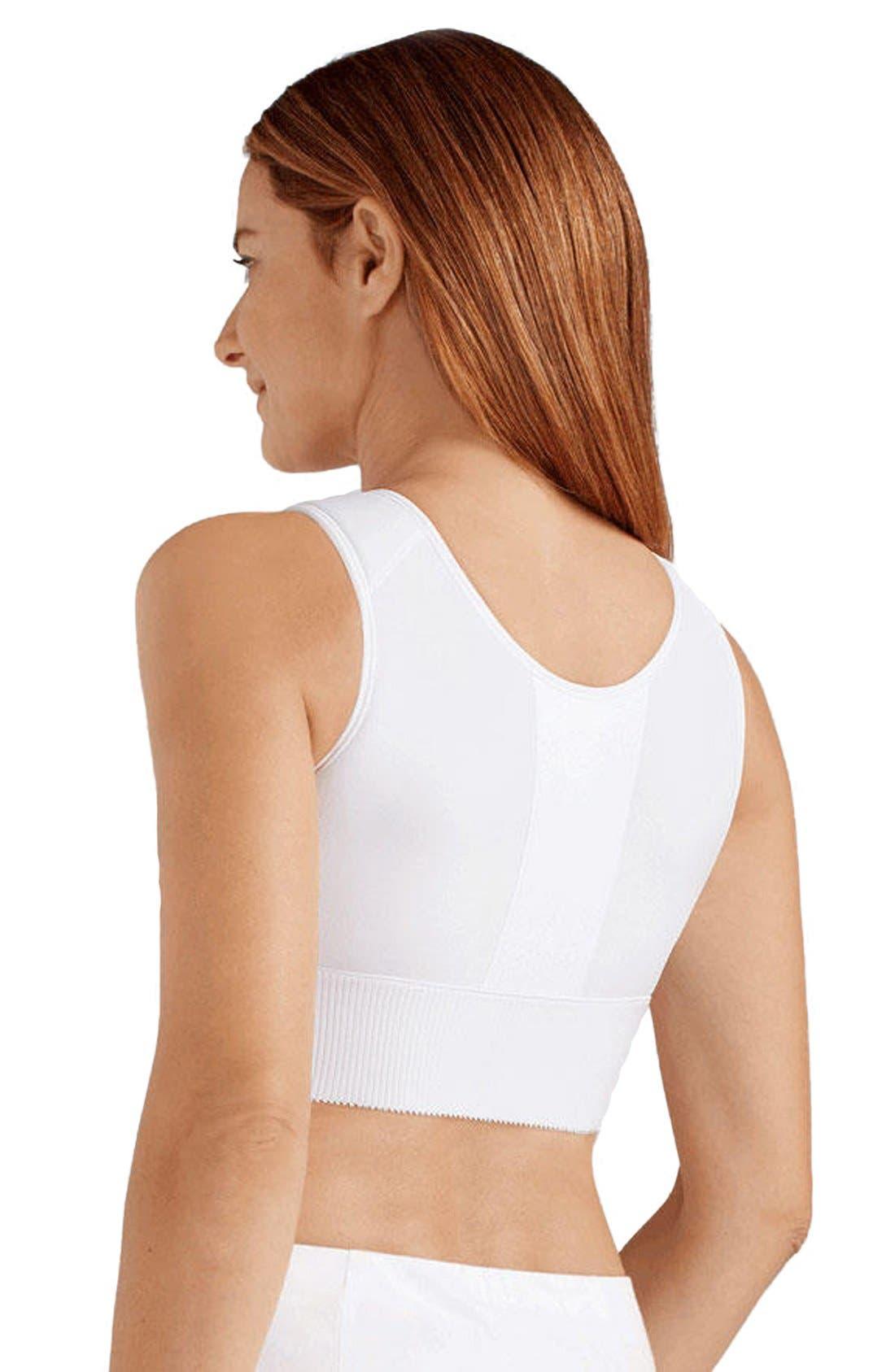 'Patricia' Compression Vest,                             Alternate thumbnail 2, color,                             White