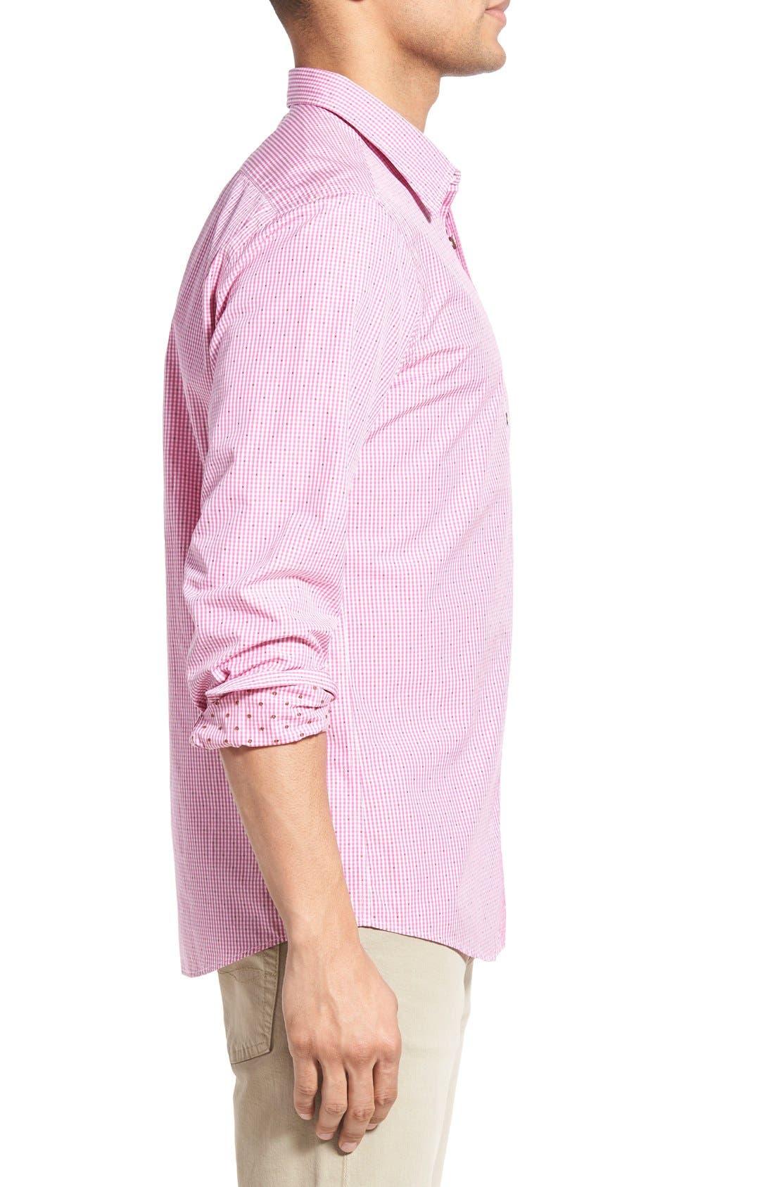 Alternate Image 3  - Rodd & Gunn 'Freeman' Sports Fit Check Sport Shirt