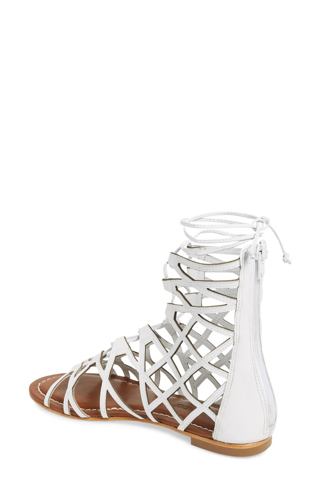 Alternate Image 2  - Bernardo Willow Gladiator Sandal (Women)