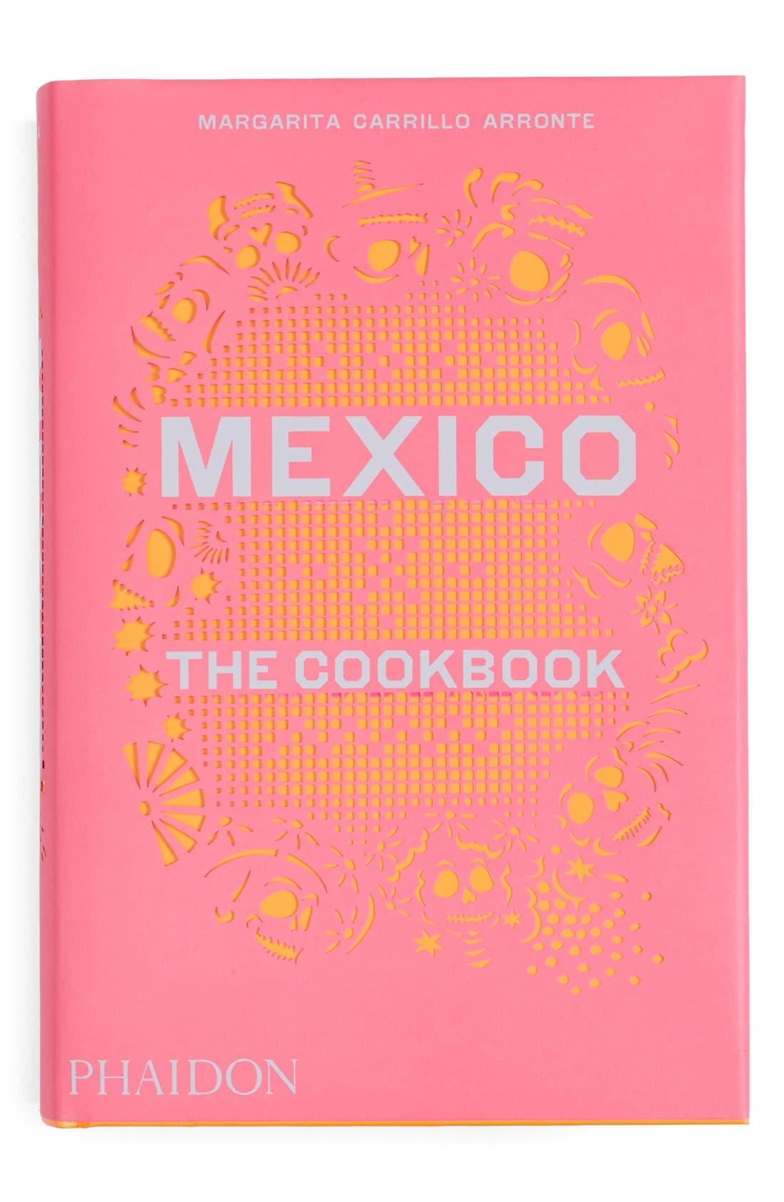 Alternate Image 1 Selected - 'Mexico: The Cookbook' Recipe Book