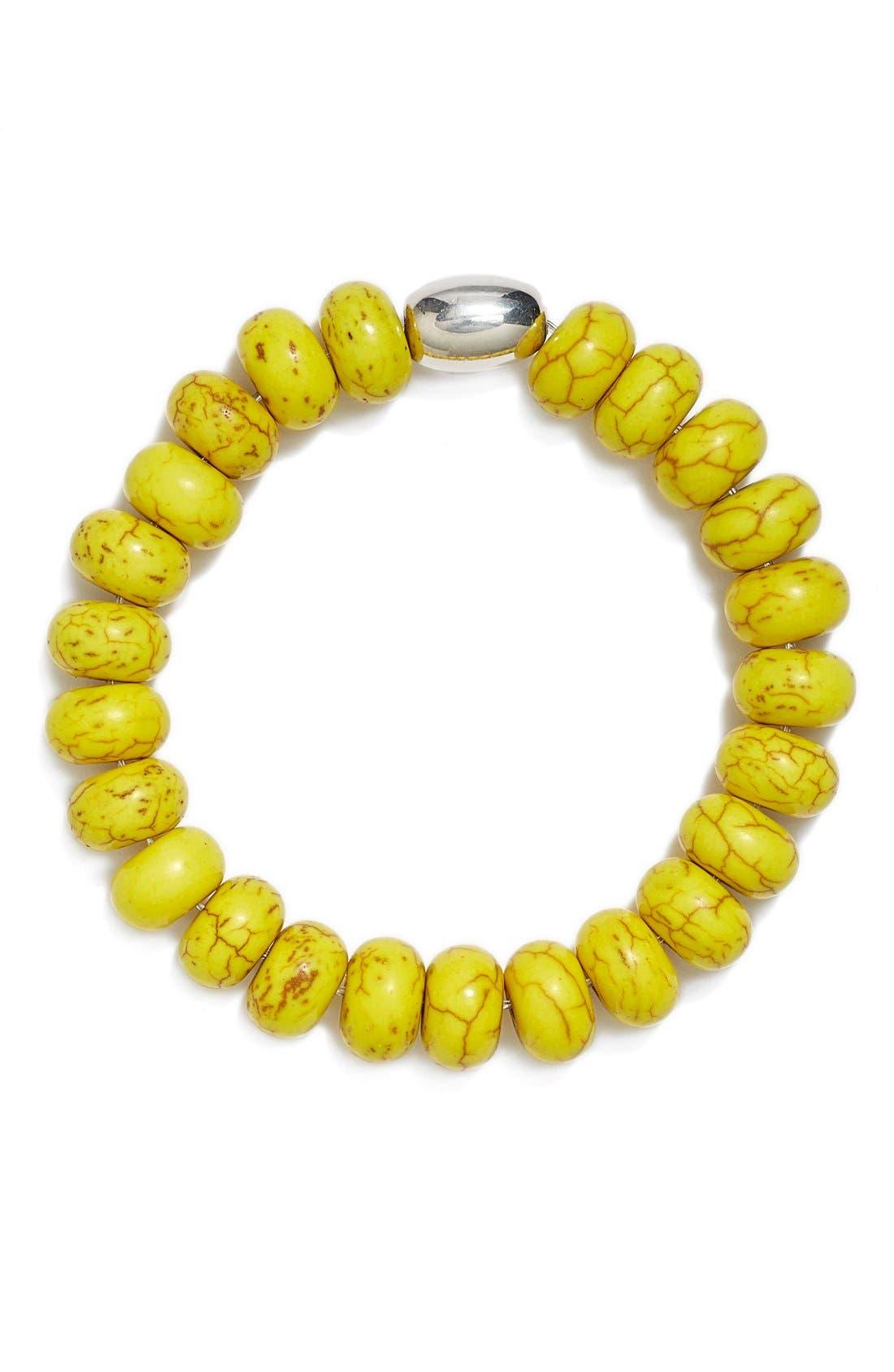 Alternate Image 1 Selected - Simon Sebbag Semiprecious Stone Bracelet