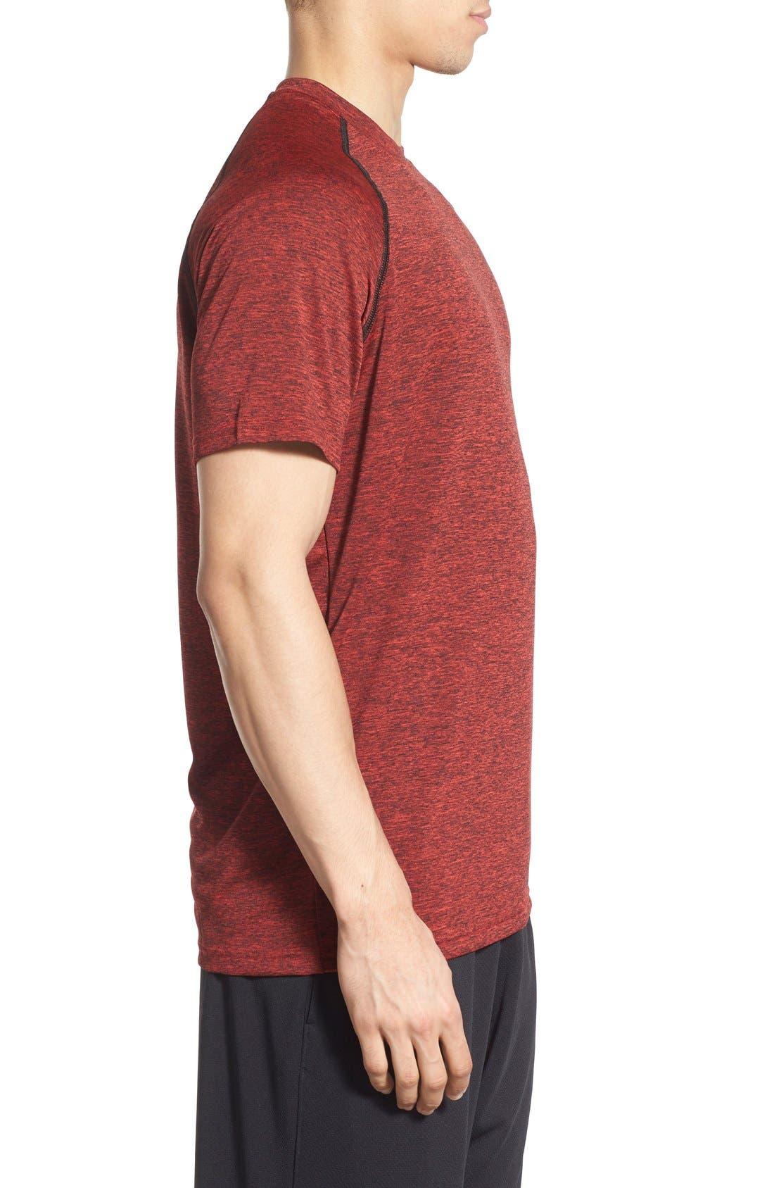 Alternate Image 3  - Under Armour 'UA Tech' Loose Fit Short Sleeve T-Shirt