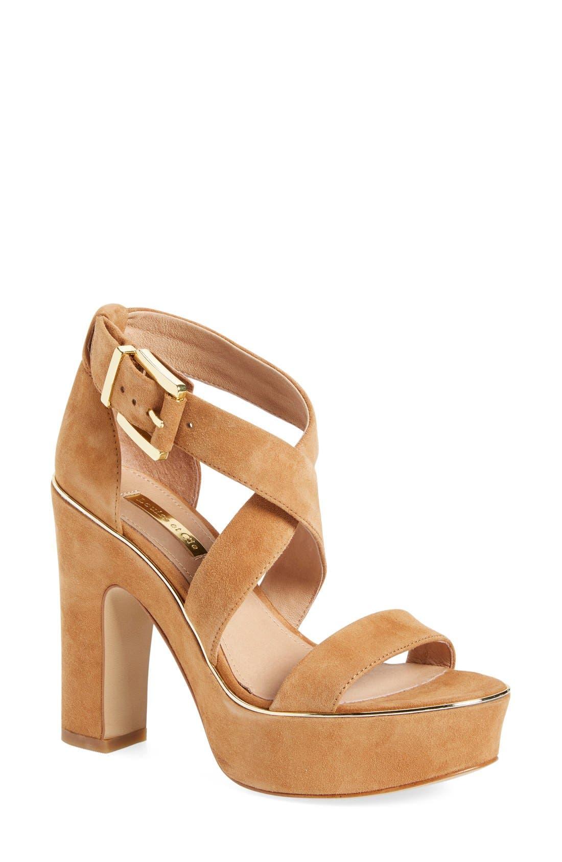 Women's Louise Platform Sandal
