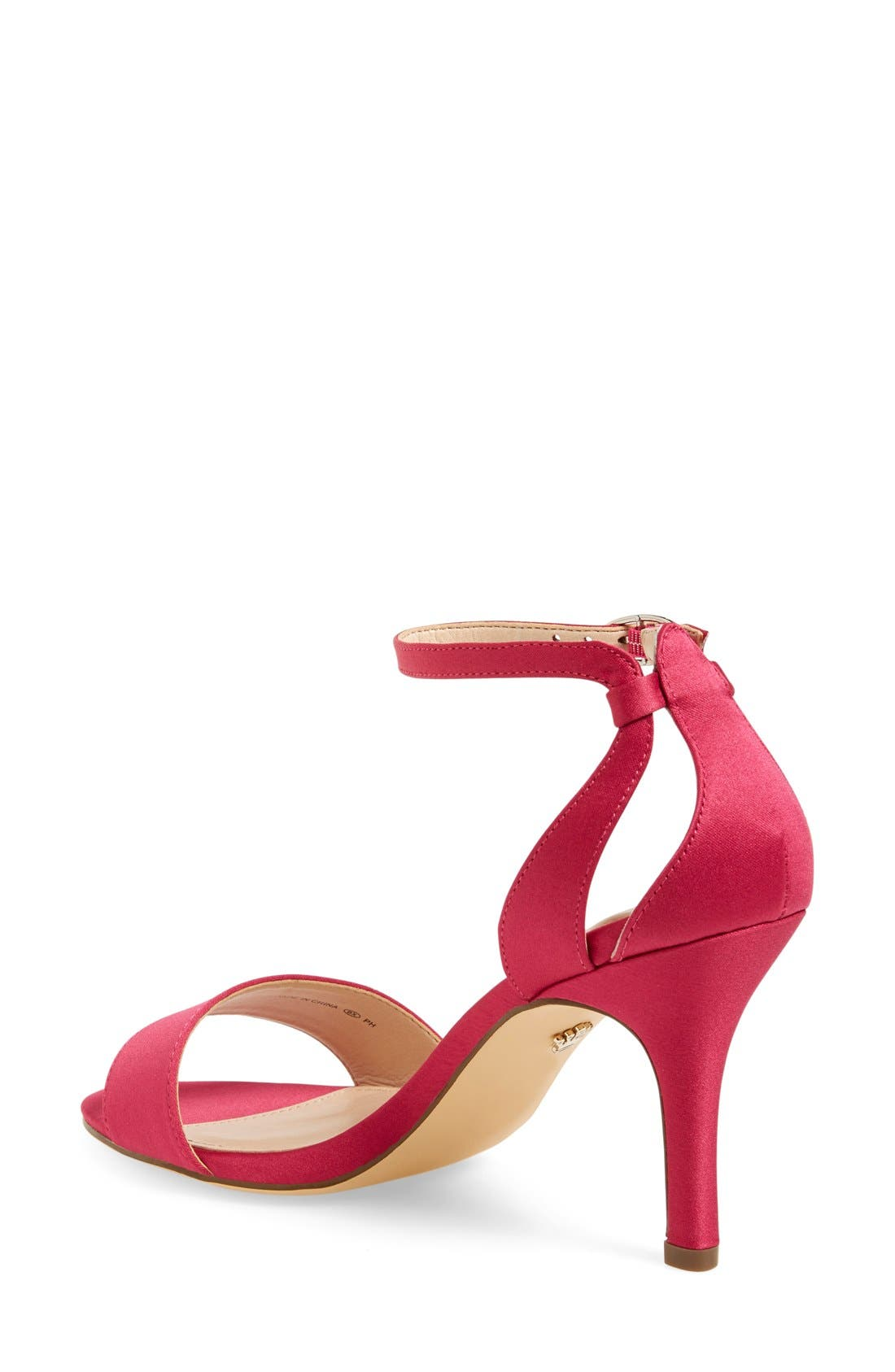 Alternate Image 2  - Nina 'Venetia' Ankle Strap Sandal (Women)