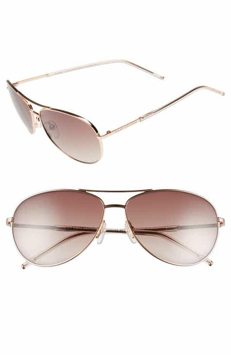 aa6e9e369c0b MARC JACOBS 59mm Aviator Sunglasses