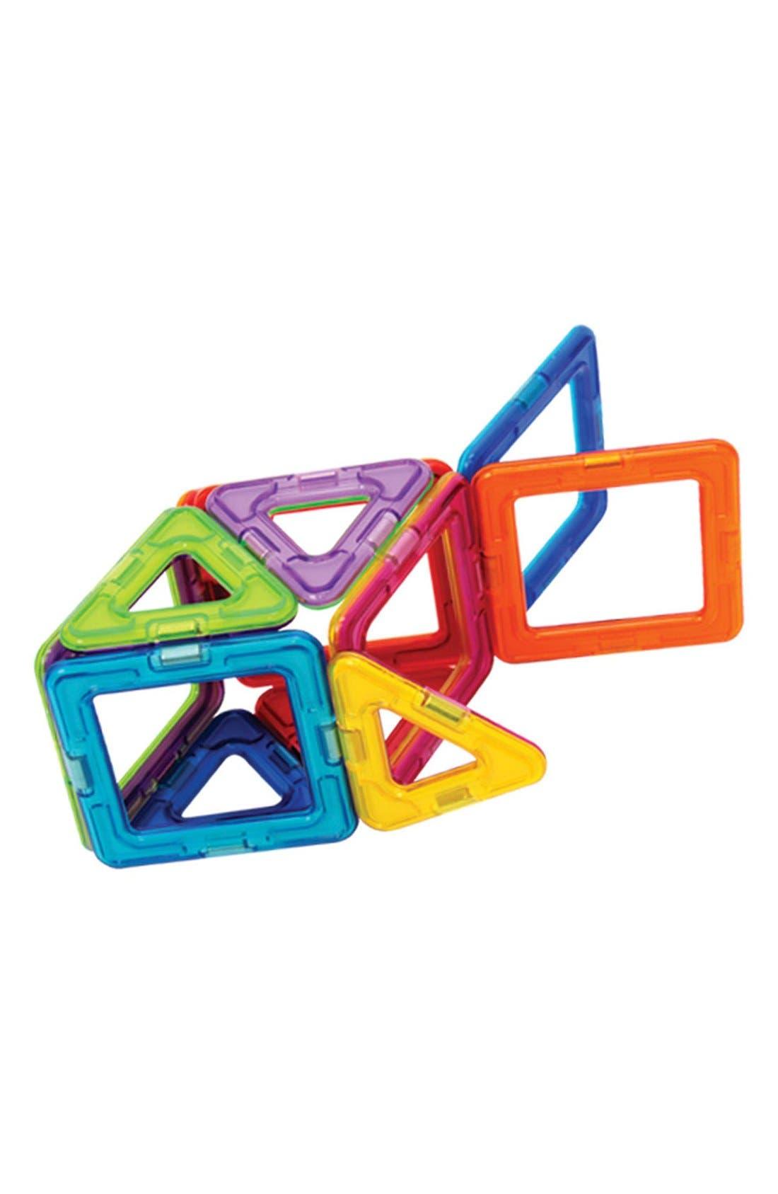 'Standard' Magnetic 3D Construction Set,                             Alternate thumbnail 4, color,                             Rainbow