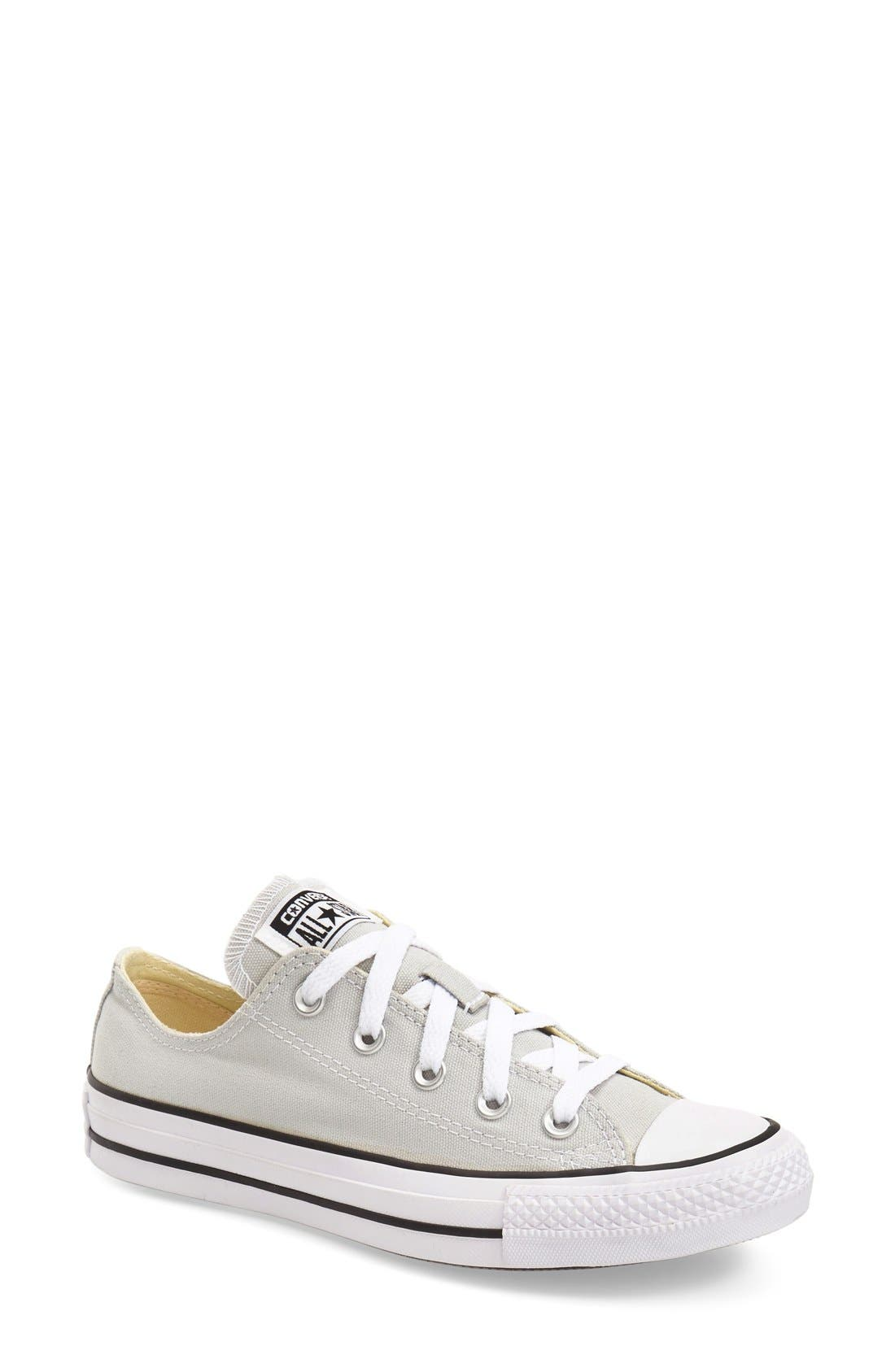 Chuck Taylor<sup>®</sup> All Star<sup>®</sup> 'Ox' Sneaker,                         Main,                         color, Mouse Canvas